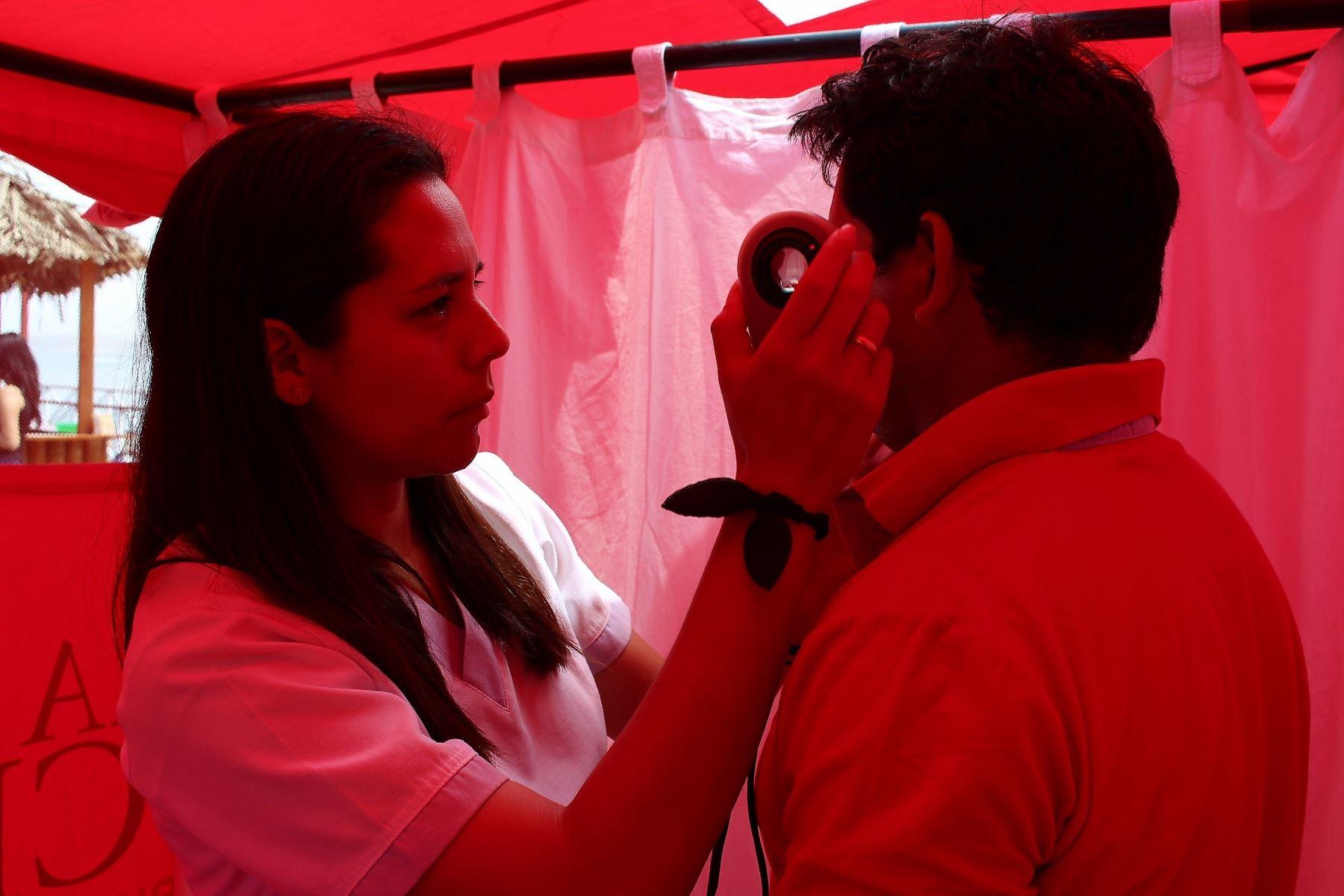 Más de 250 casos de cáncer de piel se reportan al año en Lambayeque. ANDINA/Archivo