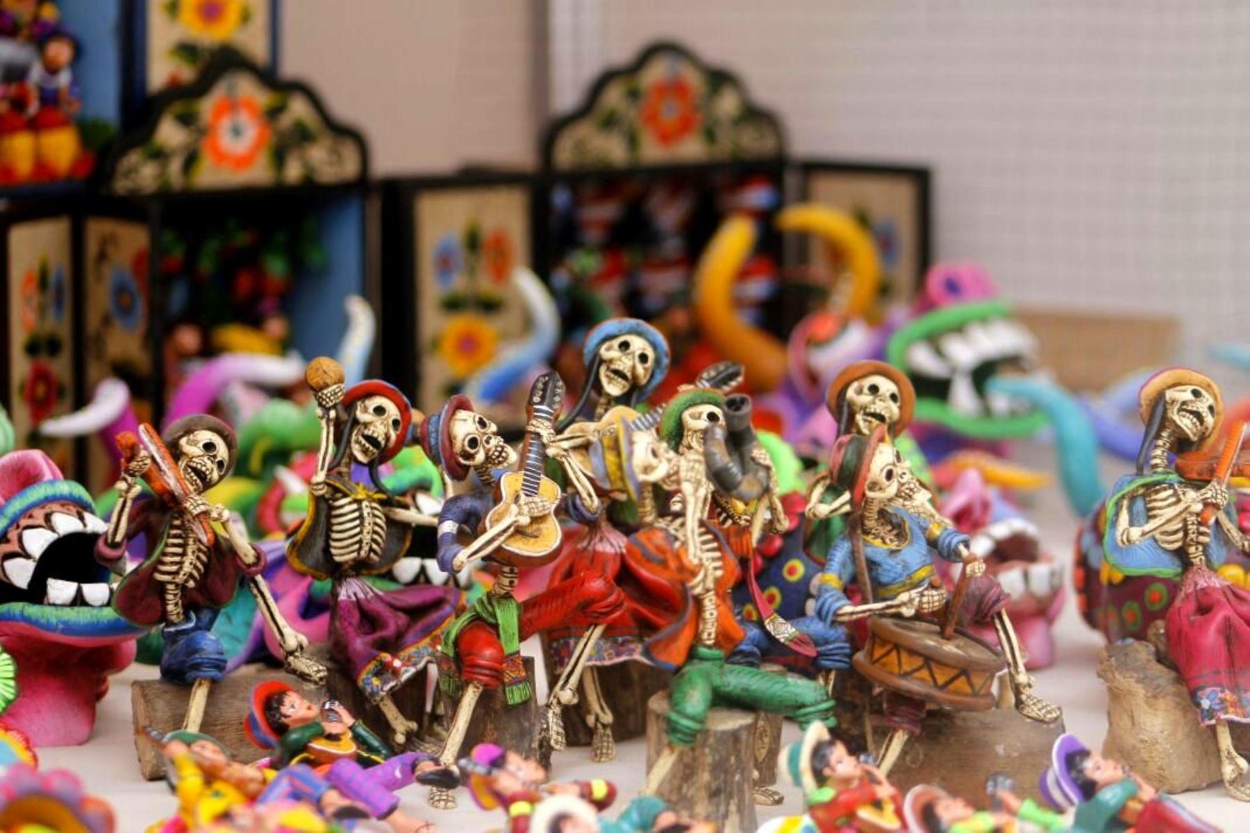 Artesanos mostrarán sus mejores trabajos en Feria Manos Creadoras 2018. Foto: ANDINA/Difusión.