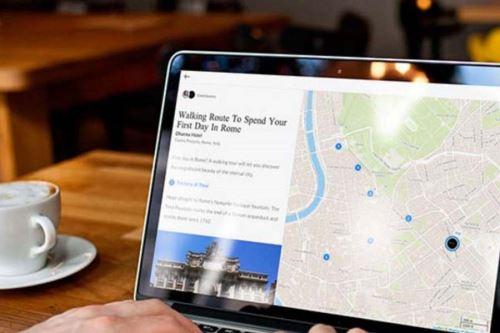 Arrivedo es un buscador de hoteles que ofrece una guía de vecindario con lugares turísticos cercanos. Foto: Cortesía