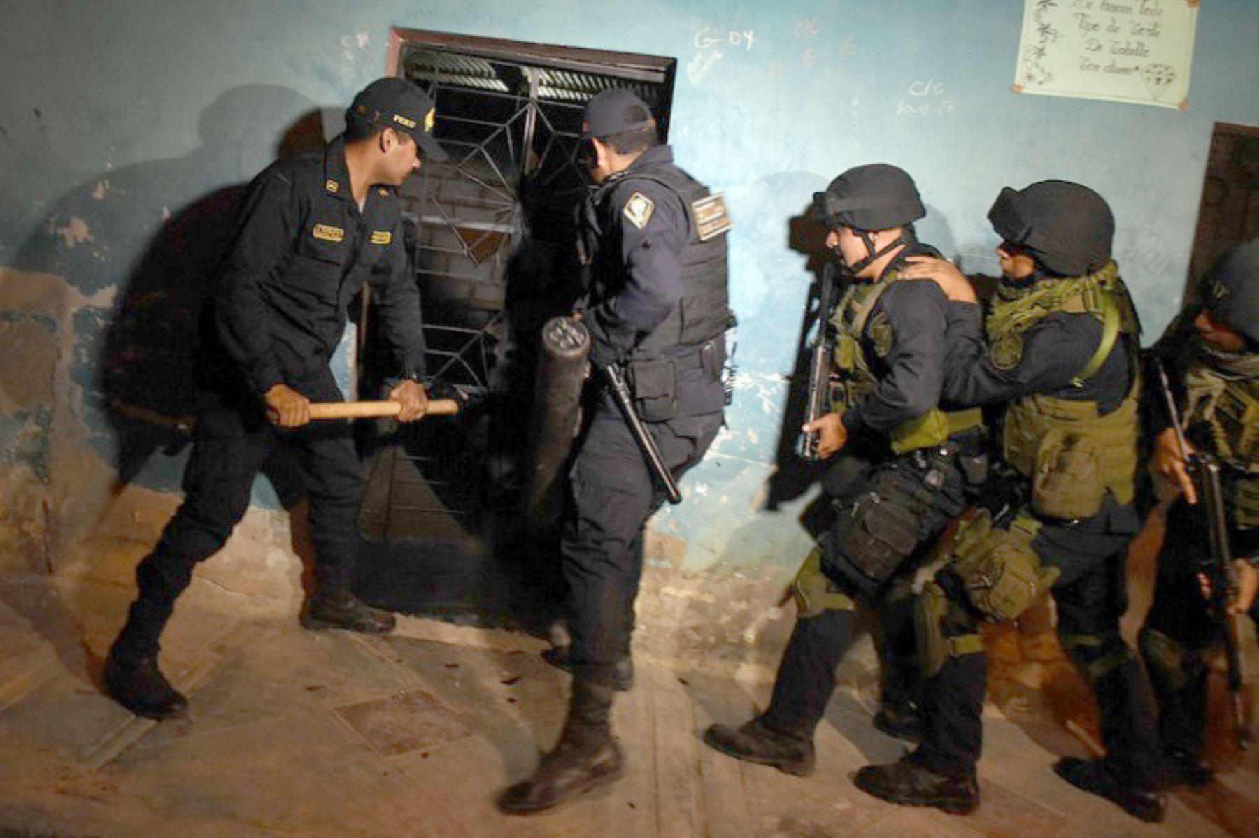Detienen a 16 personas en operativo contra organización criminal en Arequipa. Foto: ANDINA/archivo.