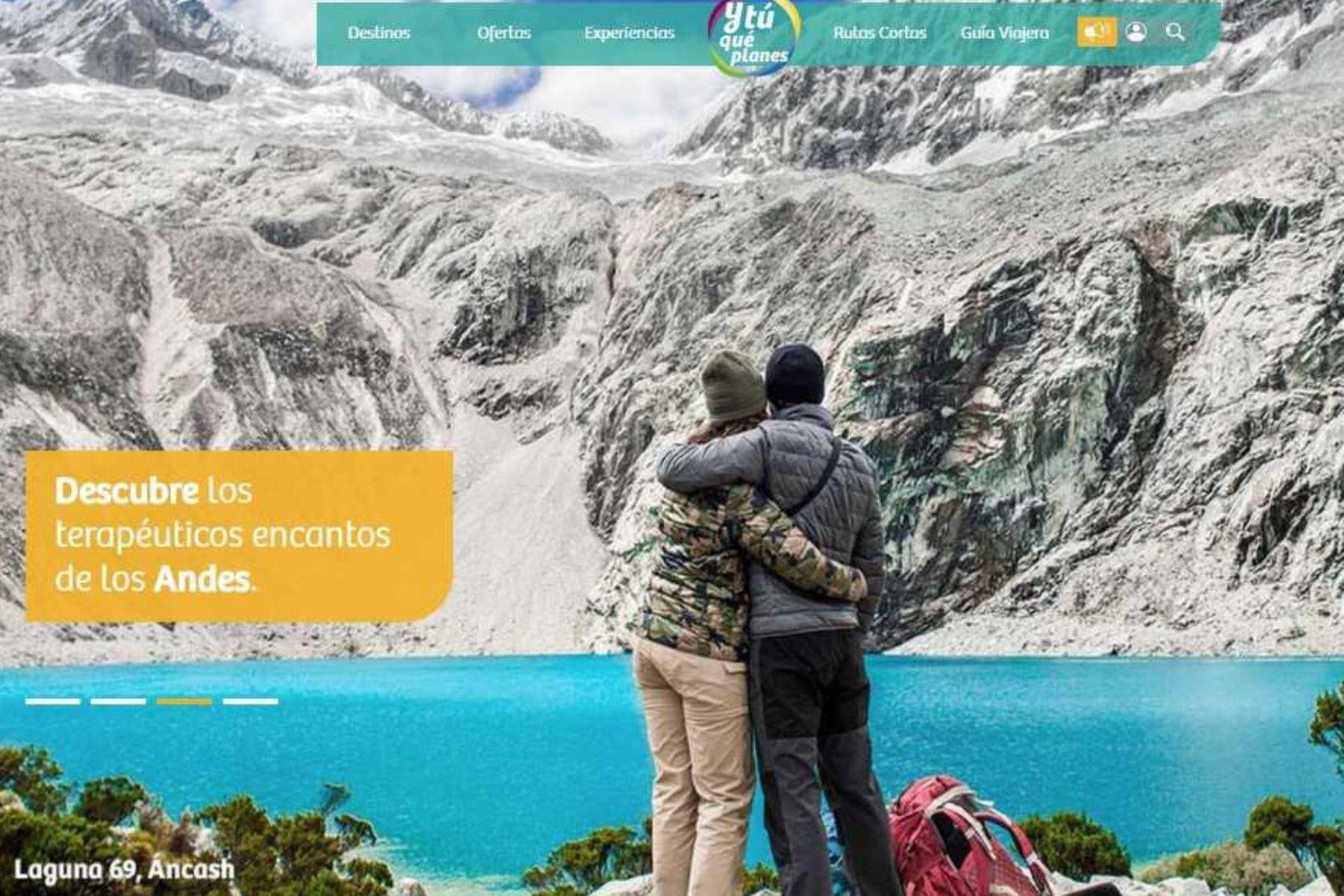 """La Comisión de Promoción del Perú para la Exportación y el Turismo (Promperú) presentó la nueva campaña """"Lo bueno de viajar"""", dirigida al turista nacional que busca impulsar las visitas al interior del país enfocándose en los beneficios que un viaje brinda a las familias, parejas y amigos."""