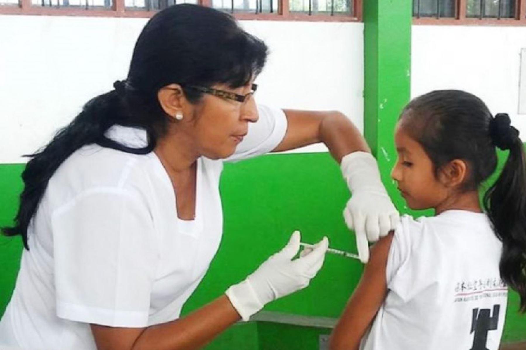 Es bueno informarse sobre la vacuna contra el Papiloma Humano. Foto: ANDINA