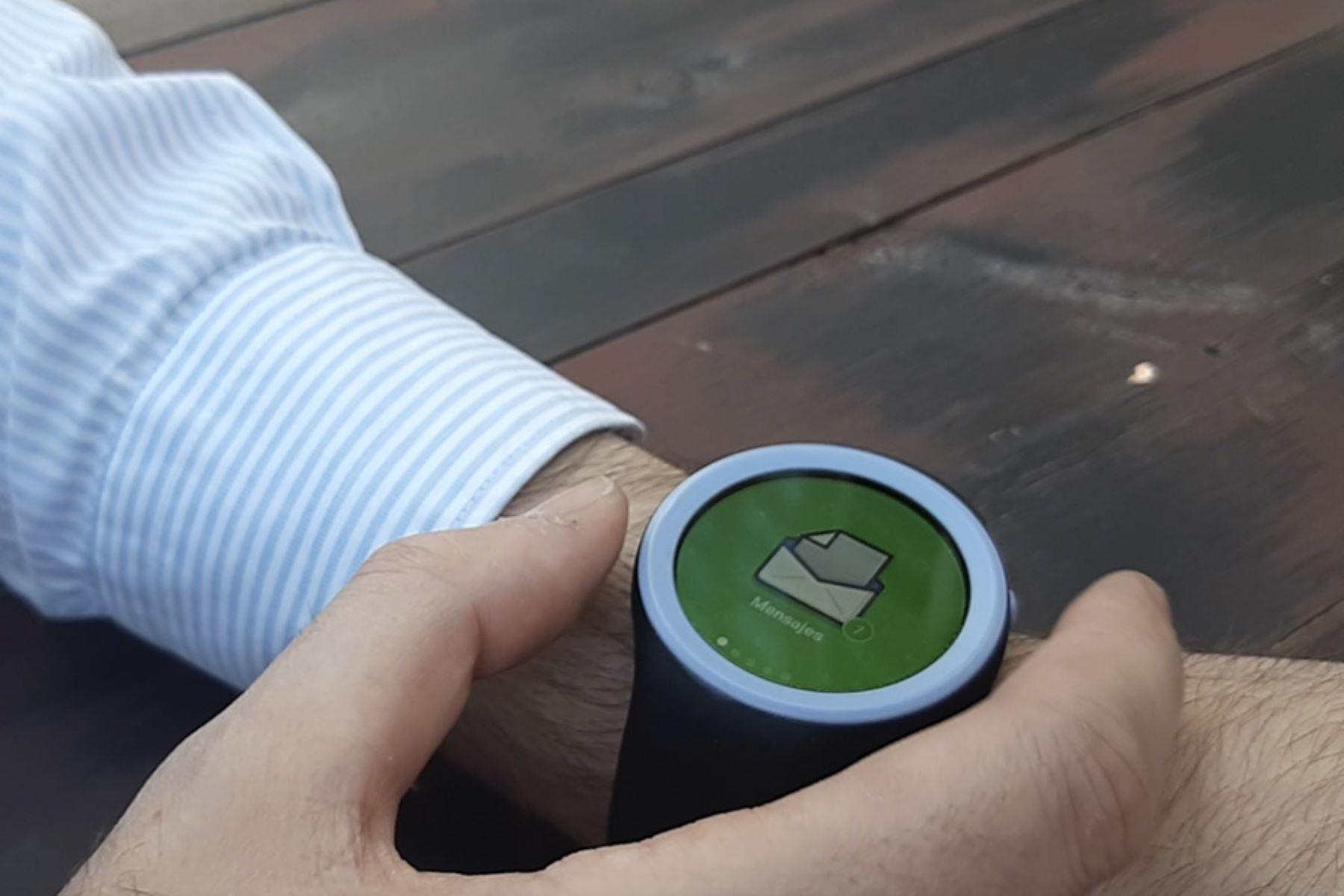 El ANDA Watch ya se comercializa en tiendas a escala nacional. Foto: ANDINA