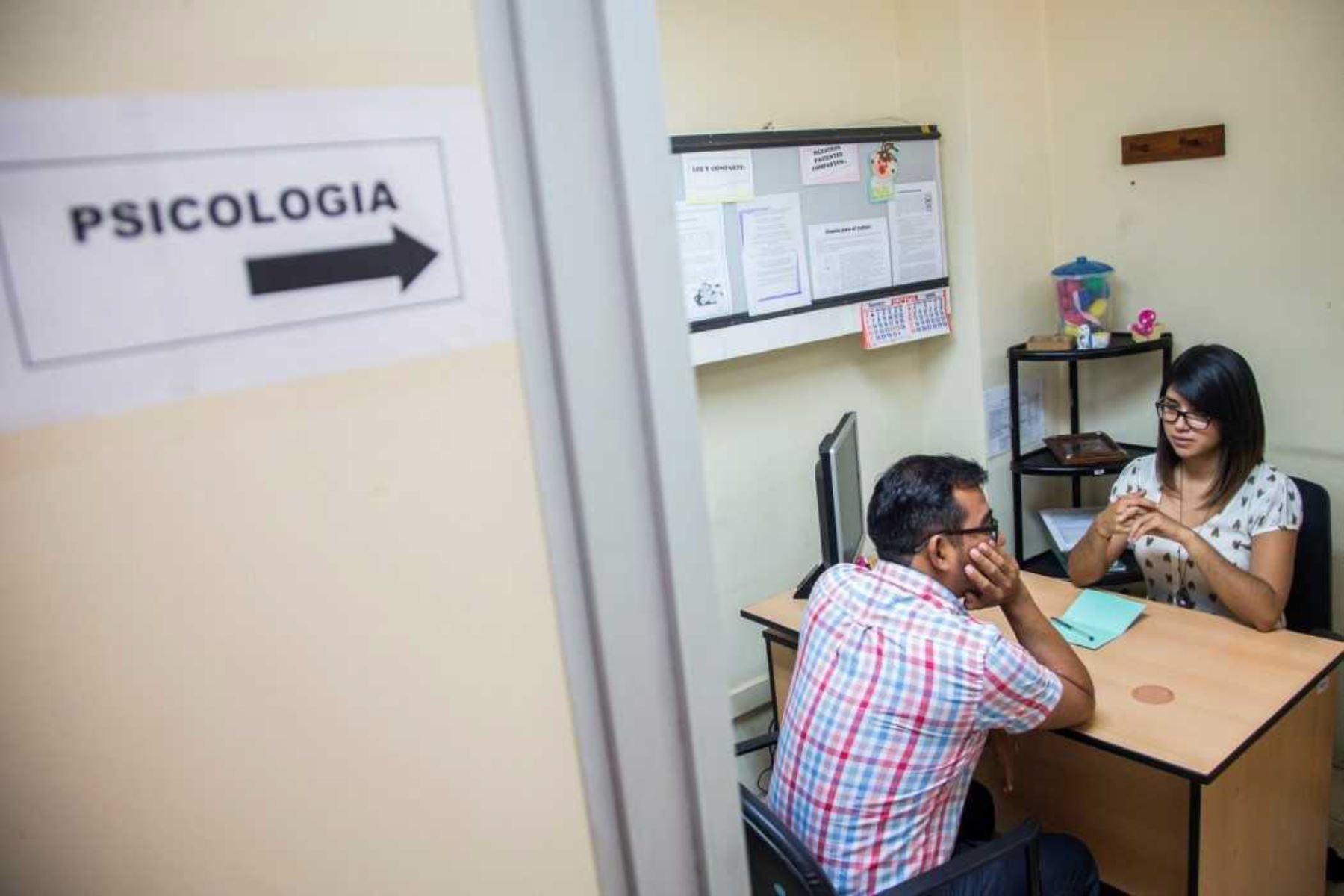 Minsa invertirá en la creación de más centros de salud mental comunitaria.