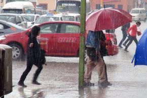Senamhi pronostica lluvias intensas en 22 regiones desde mañana hasta el miércoles 24 de octubre. ANDINA/Archivo