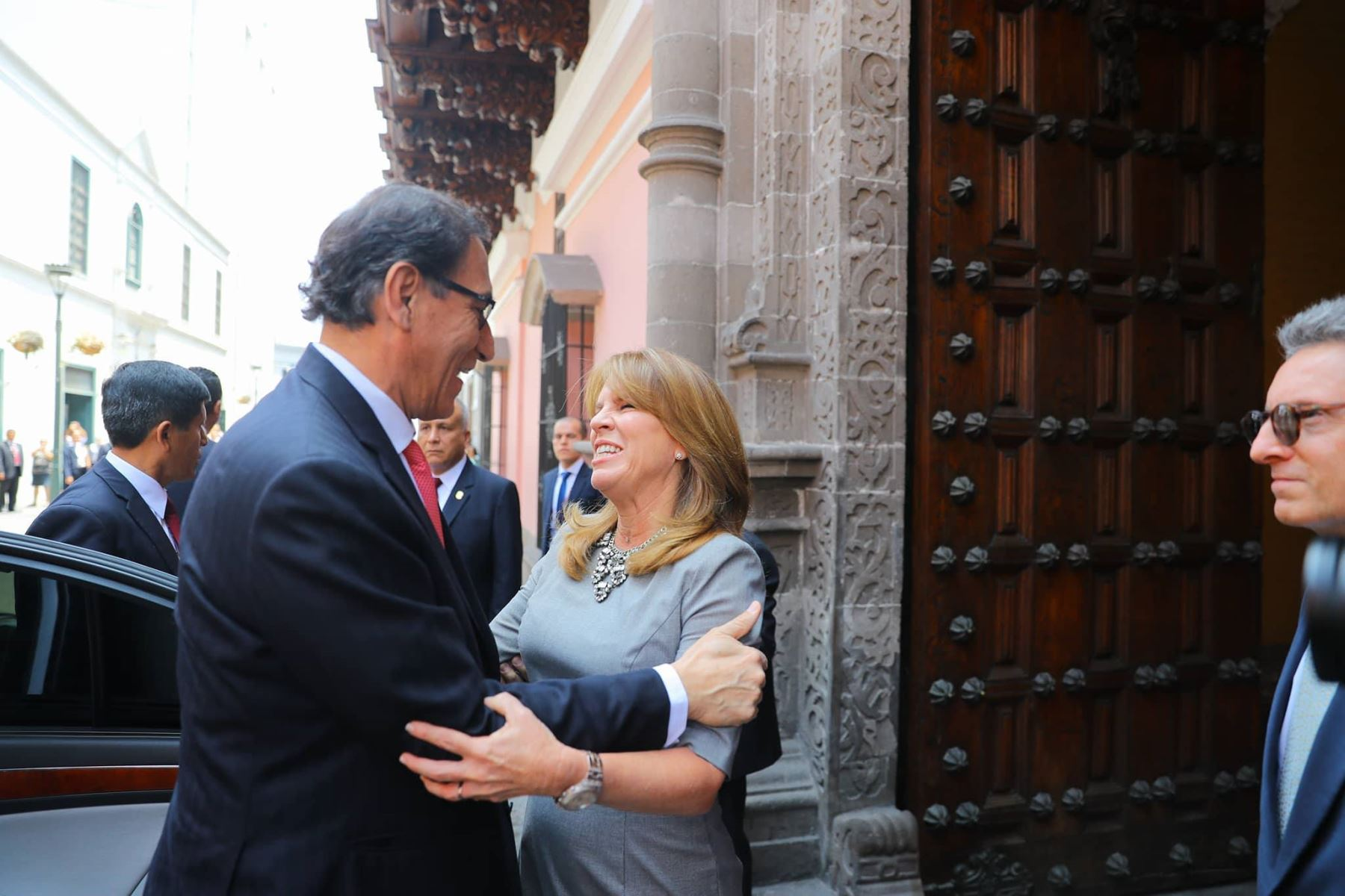 ANDINA/Andrés Valle