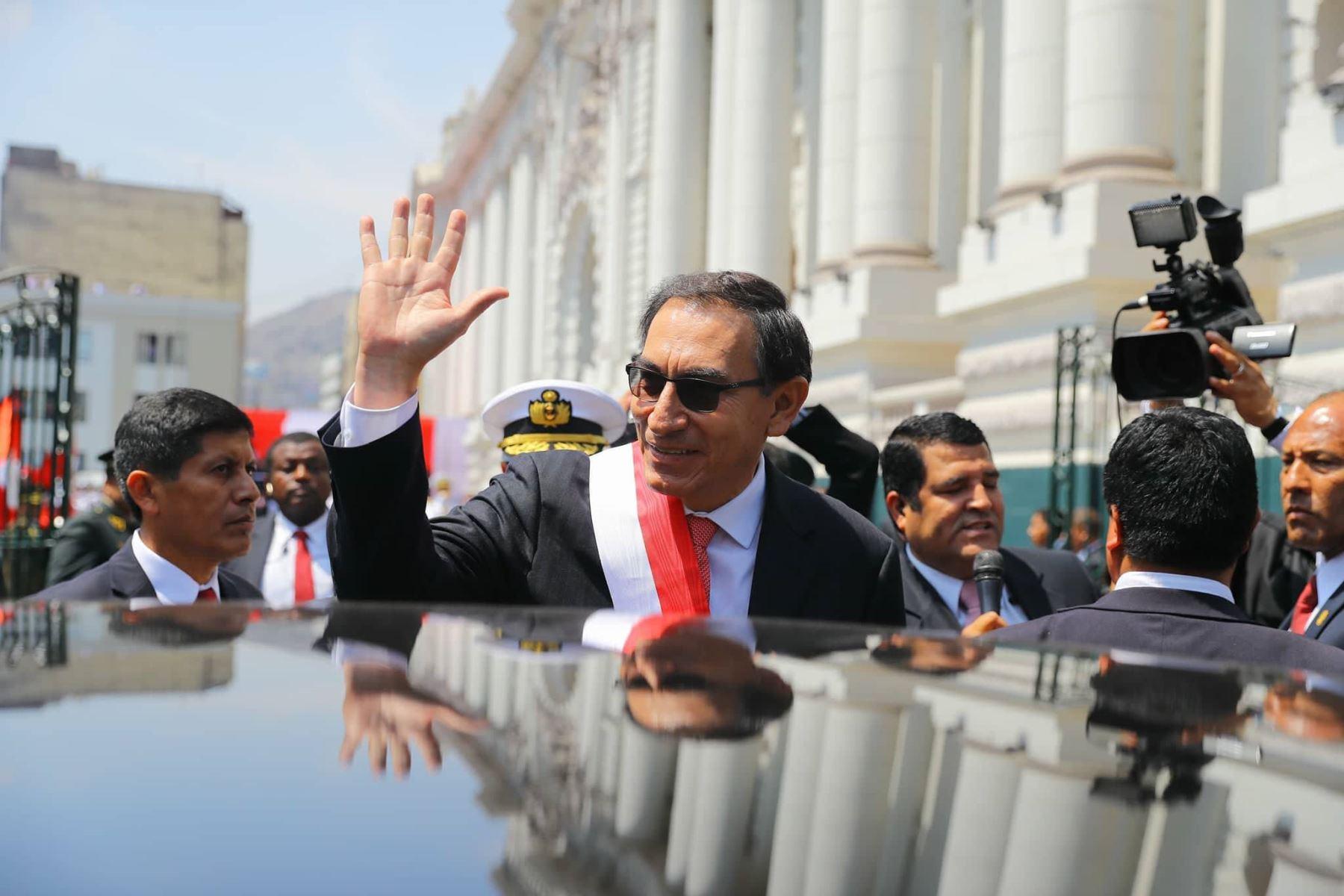 Foto: ANDINA/Andrés Valle.
