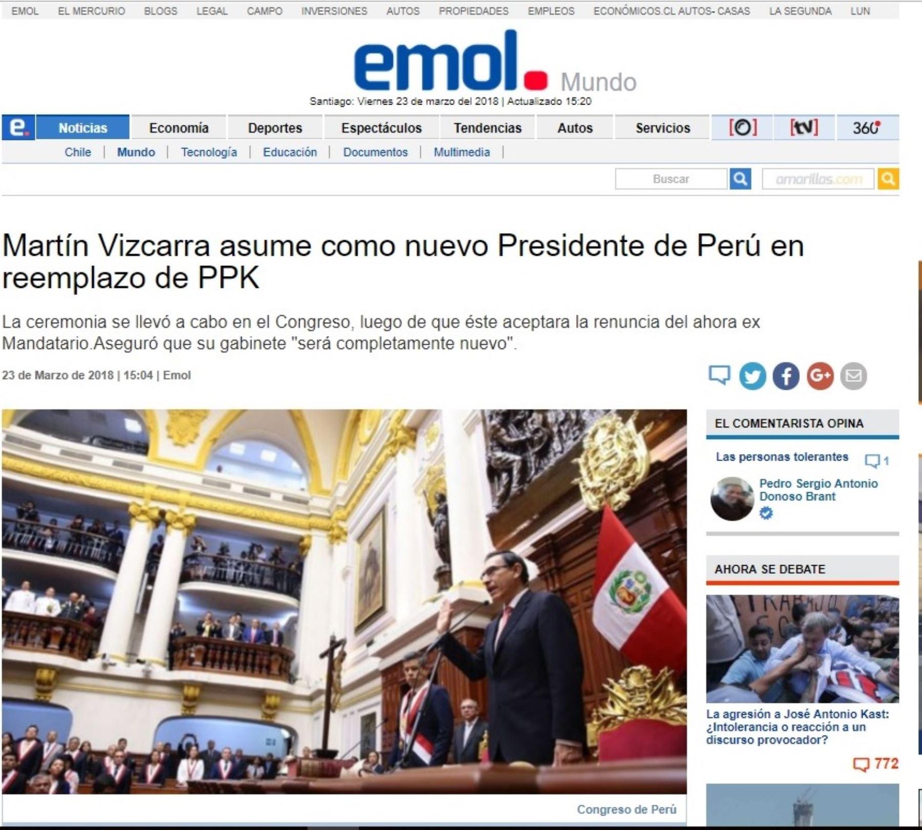 Emol. Foto: INTERNET/Medios