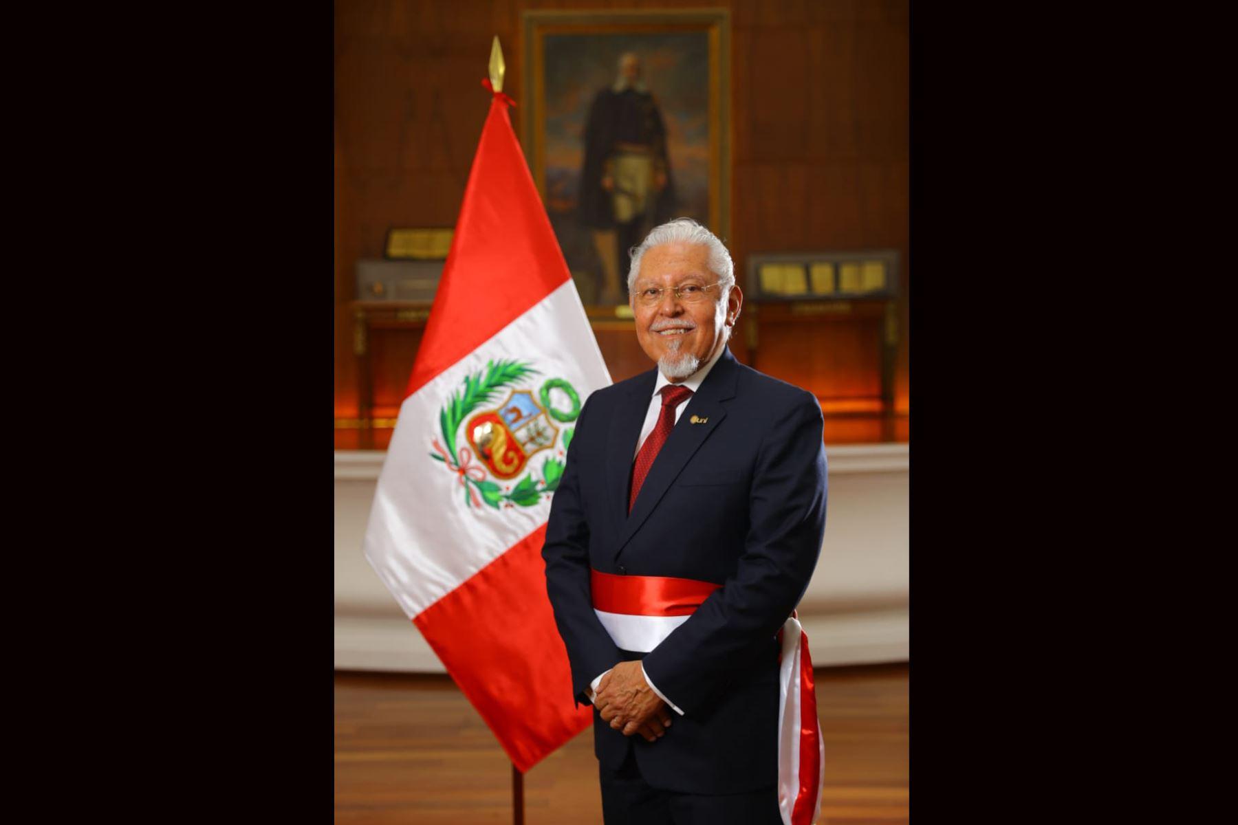 Fotografía oficiales de los nuevos ministros del primer gabinete del Presidente Martín Vizcarra. Foto: ANDINA/ Prensa Presidencia