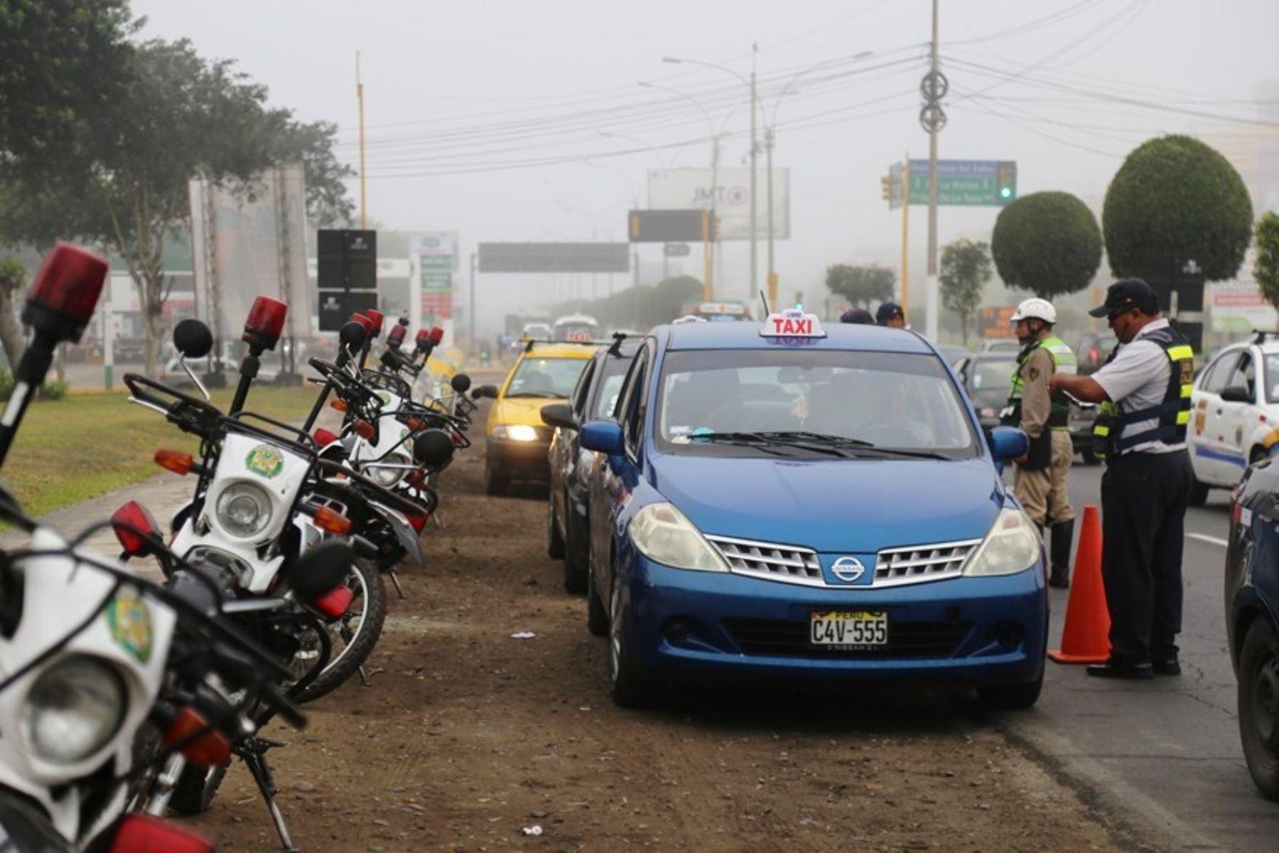 Implementación de carriles exclusivos permitirá que delegaciones, deportistas y autoridades transiten de manera segura y oportuna. Foto: ANDINA/Difusión