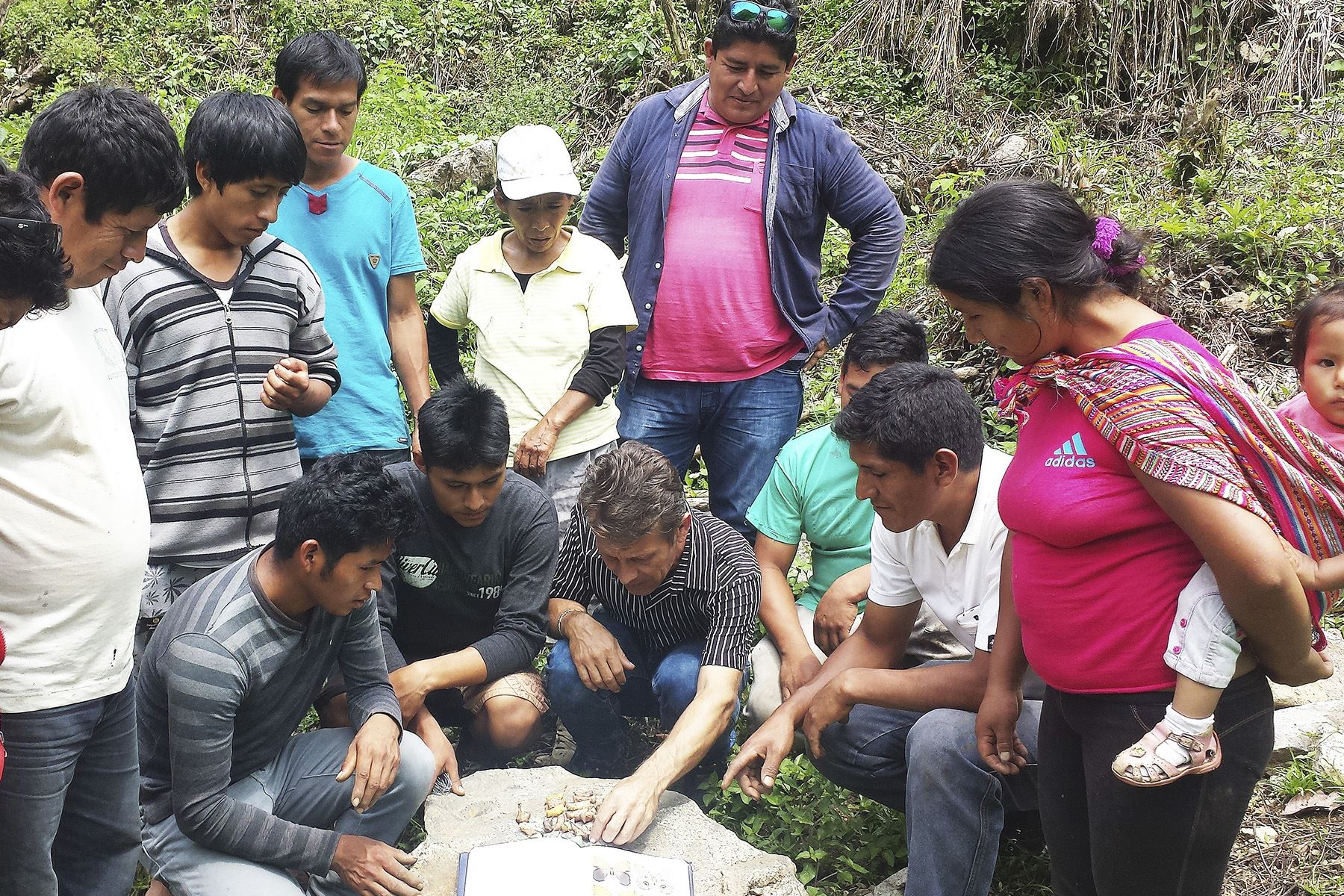 Colibrí es una comunidad peruana cercana a una reserva natural nacional. Foto: Rainforest Partnership/Cortesía