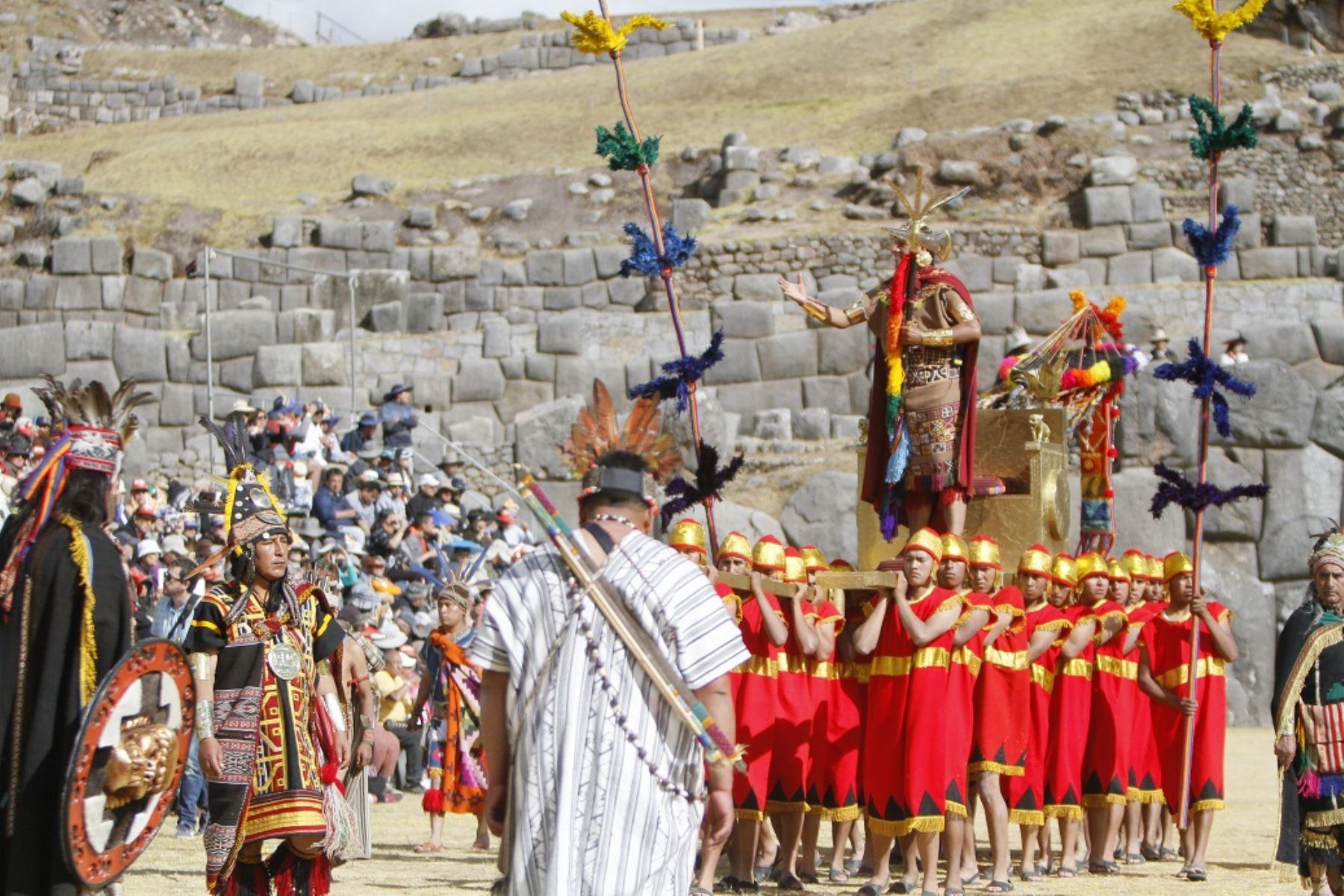 Ya se ha vendido el 75 % de boletos para el Inti Raymi en Cusco. ANDINA/Percy Hurtado Santillán