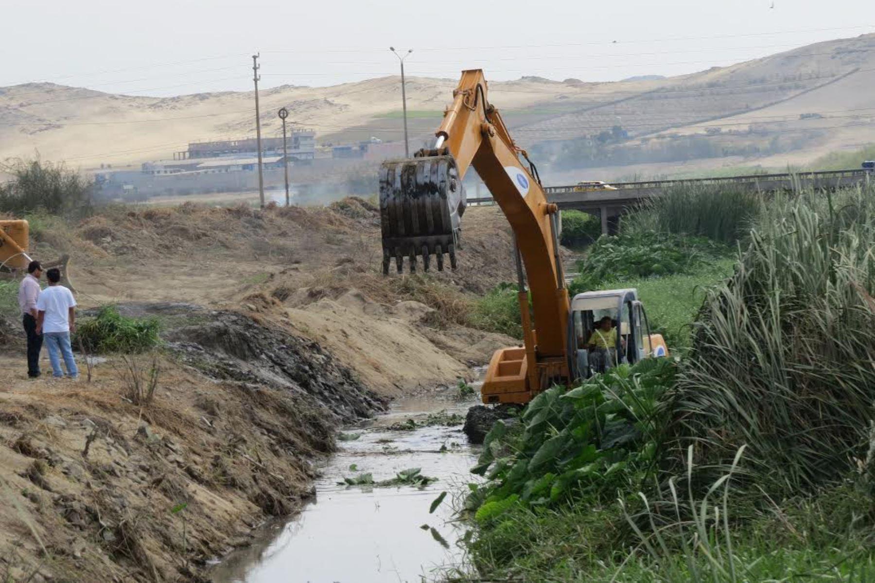 Reconstrucción en Piura. ANDINA
