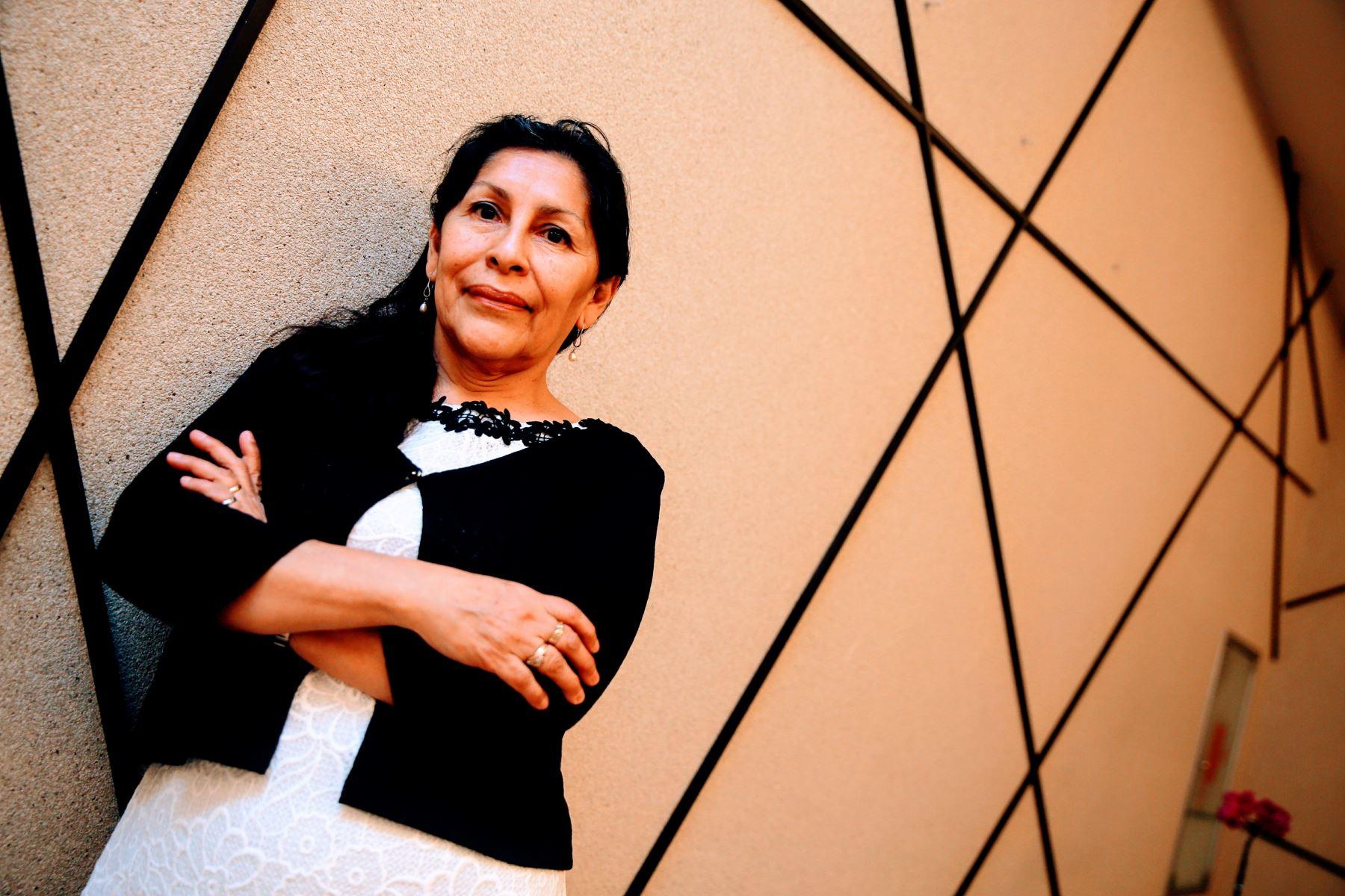 Peruana es la primera latinoamericana que llega al Parlamento canadiense y fue compañera de presidente Vizcarra en la UNI. Foto: ANDINA/Luis Iparraguirre.