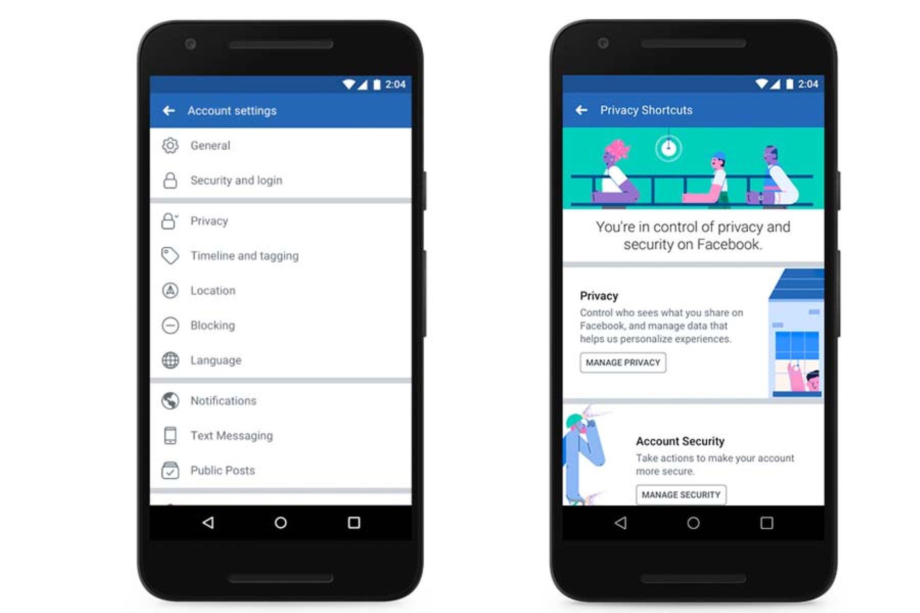 Facebook alertará a usuarios si su información ha sido difundida sin autorización.