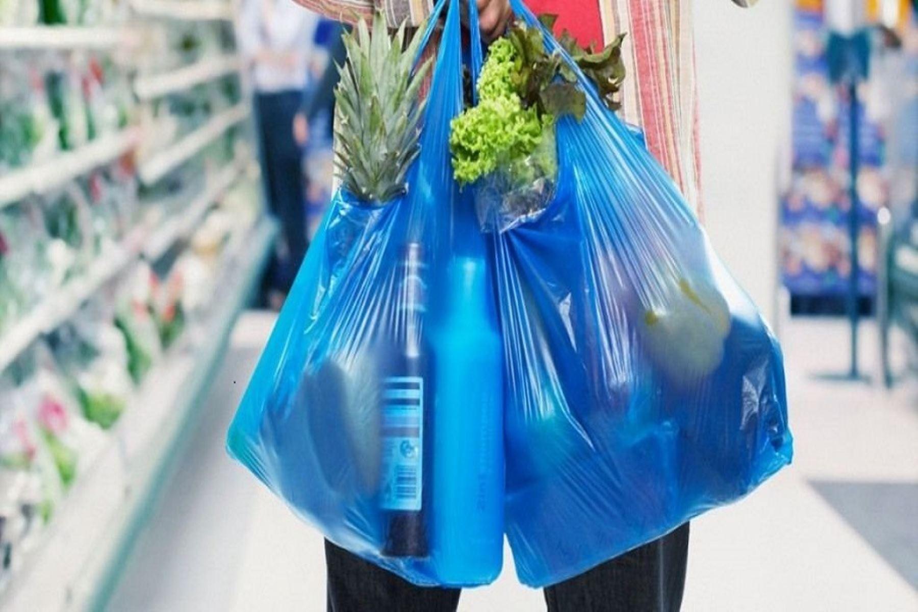 Bolsas plásticas. Foto: Cortesía