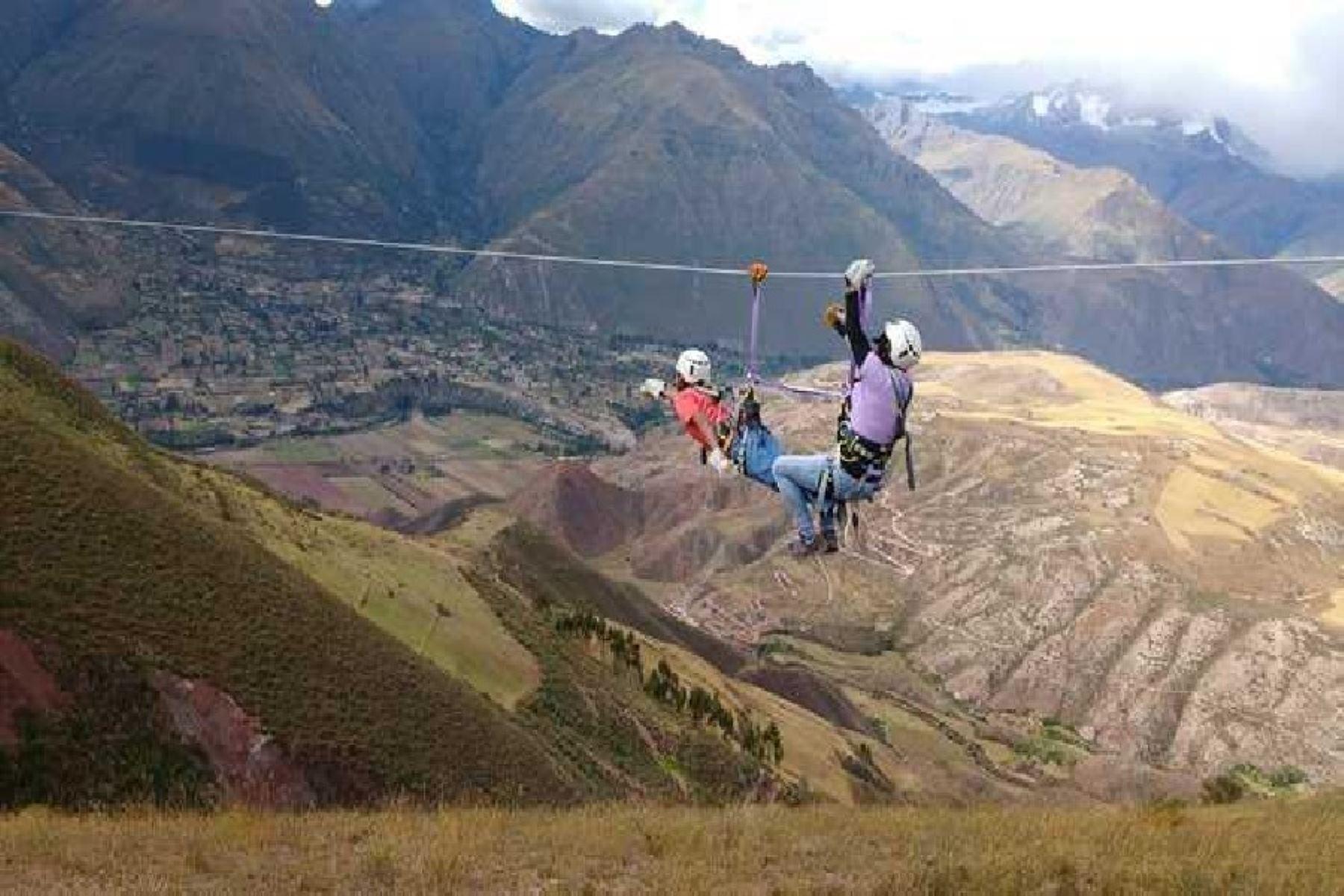 En lo que va del año murieron una turista ecuatoriana española y dos peruanos, cuando practicaban tursimo de aventura en el Cusco.