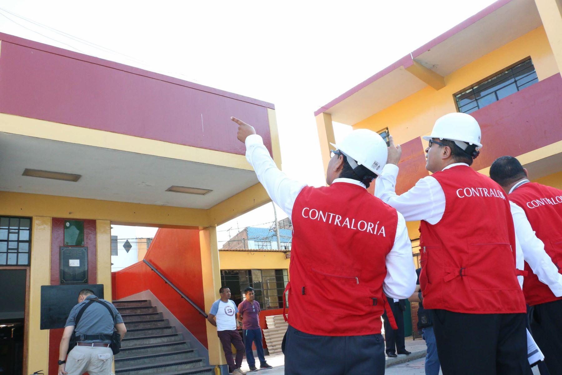 Contraloría ejerció supervisión en colegios públicos sobre Buen Inicio delFoto:  Año escolar 2018. Foto: Andina/difusión.