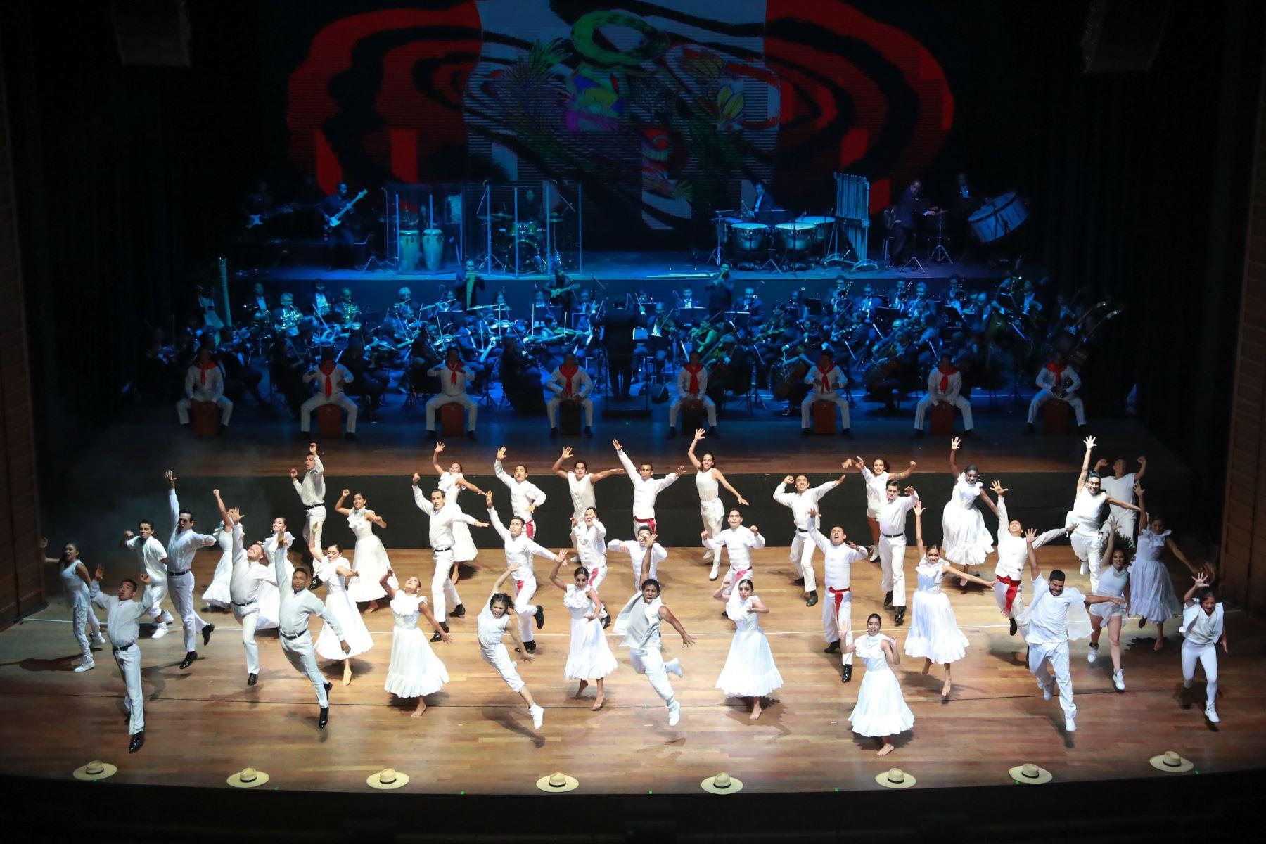 Ceremonia de inauguración de la VIII Cumbre de las Américas. Foto: ANDINA/ Carlos Lezama