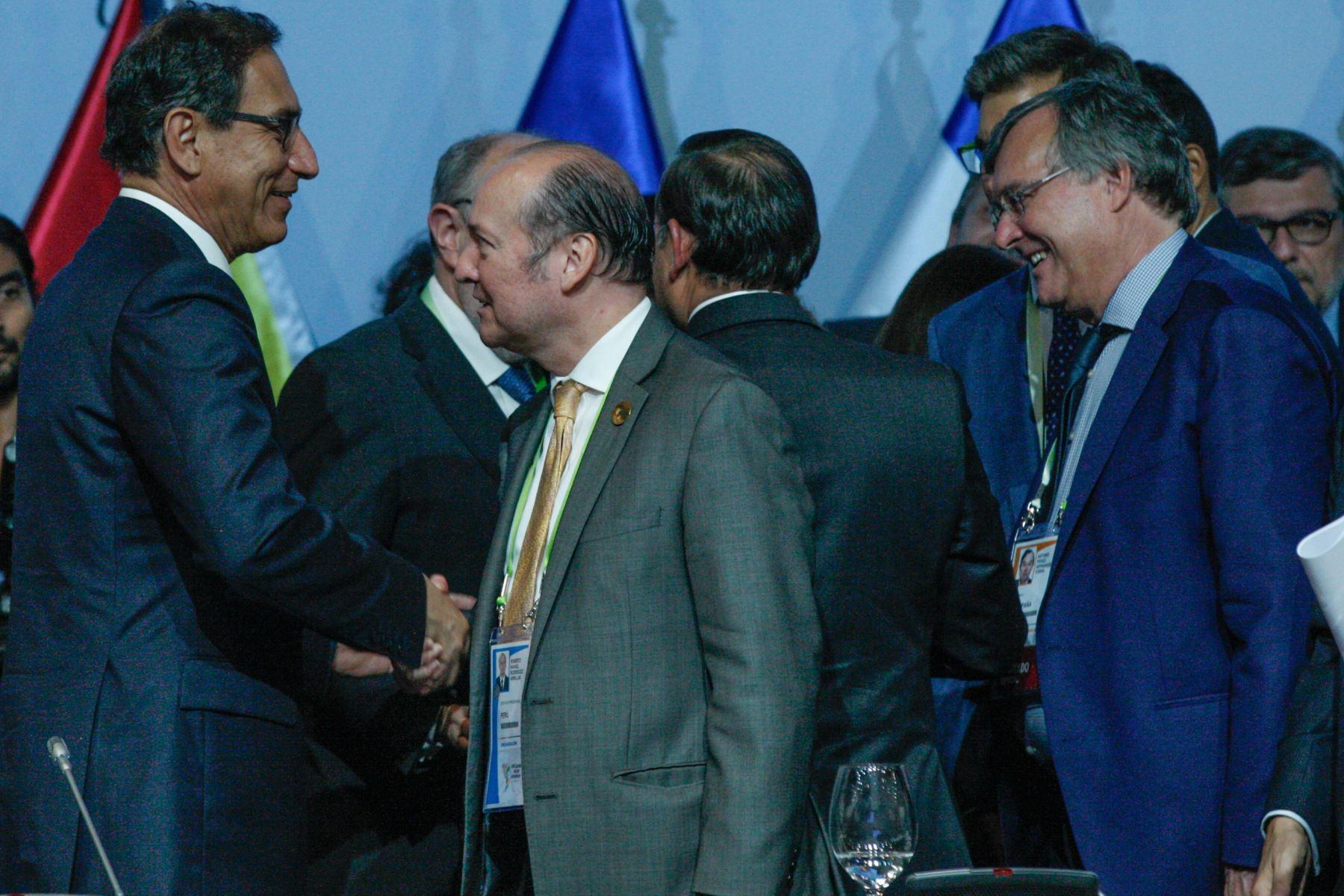 Presidente Vizcarra clausuró VIII Cumbre de las Américas