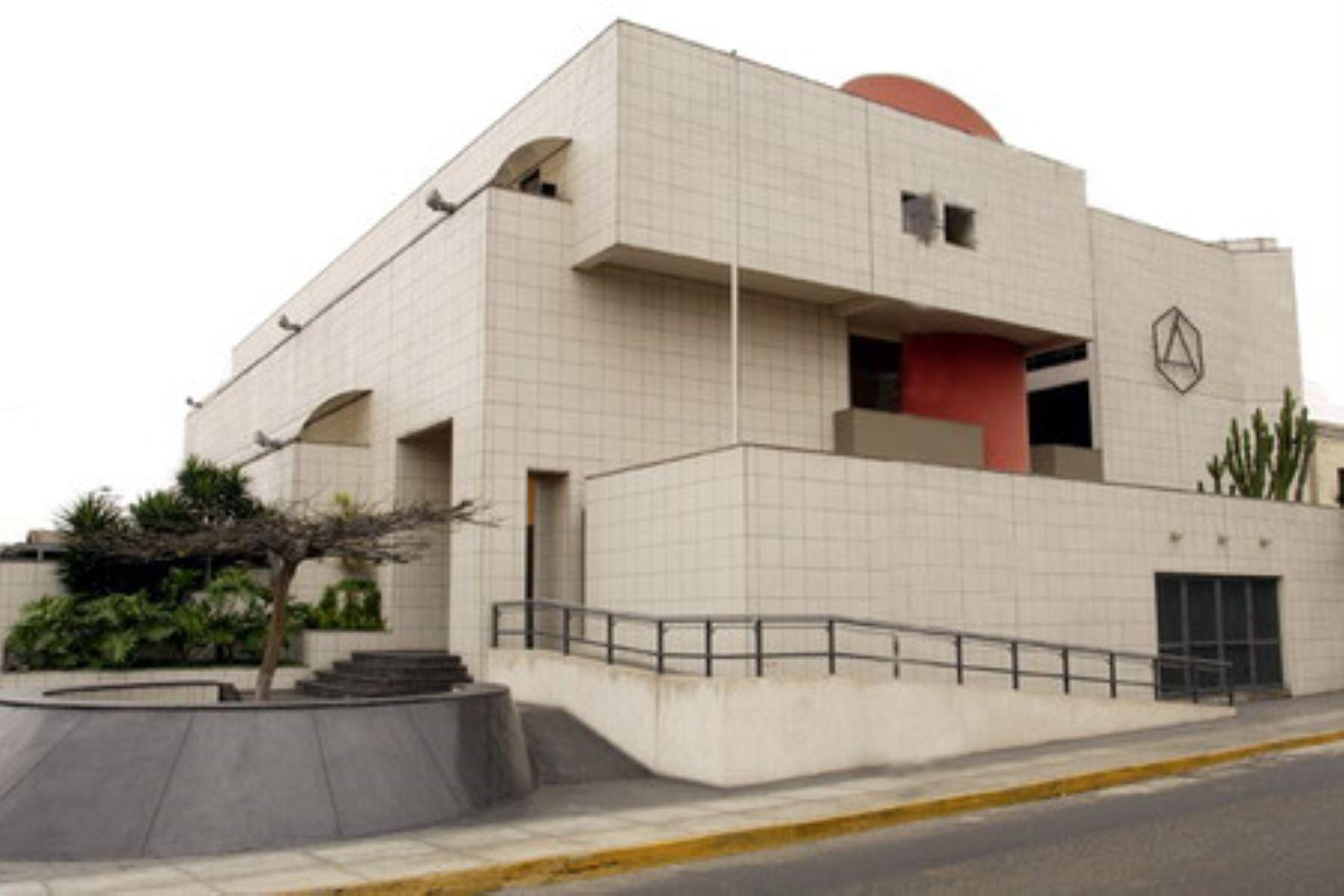 Colegio de Arquitectos de Lima. Foto: ANDINA/Difusión