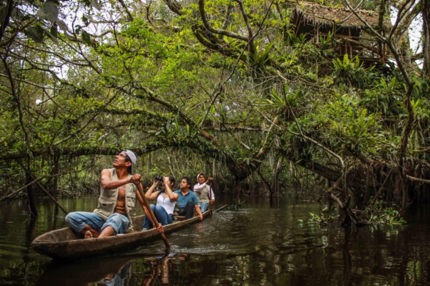 Las áreas naturales protegidas son espacios que permiten preservar la diversidad biológica del país, por lo que la actividad turística bien llevada, desde el punto de vista ambiental, no solo asegura su conservación sino también genera beneficios para la población. INTERNET/Medios