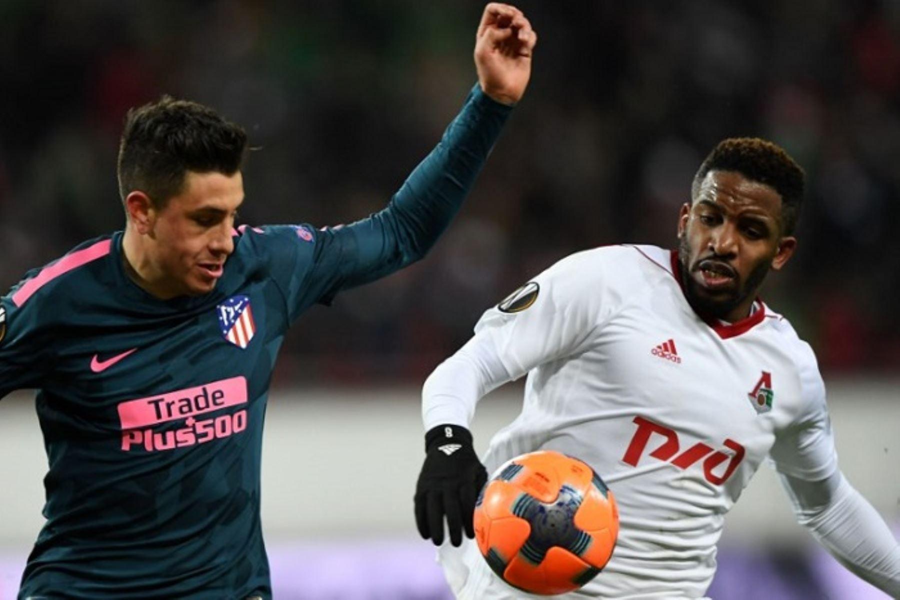 Jefferson Farfán se consolida en el Lokomotiv Moscú  y es el goleador