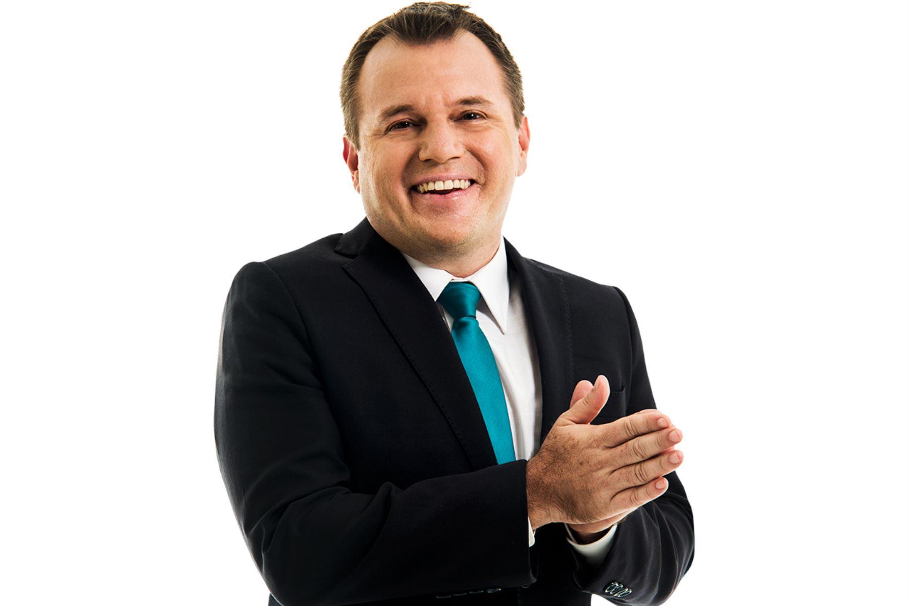 Enrique Chávez. ANDINA/Difusión