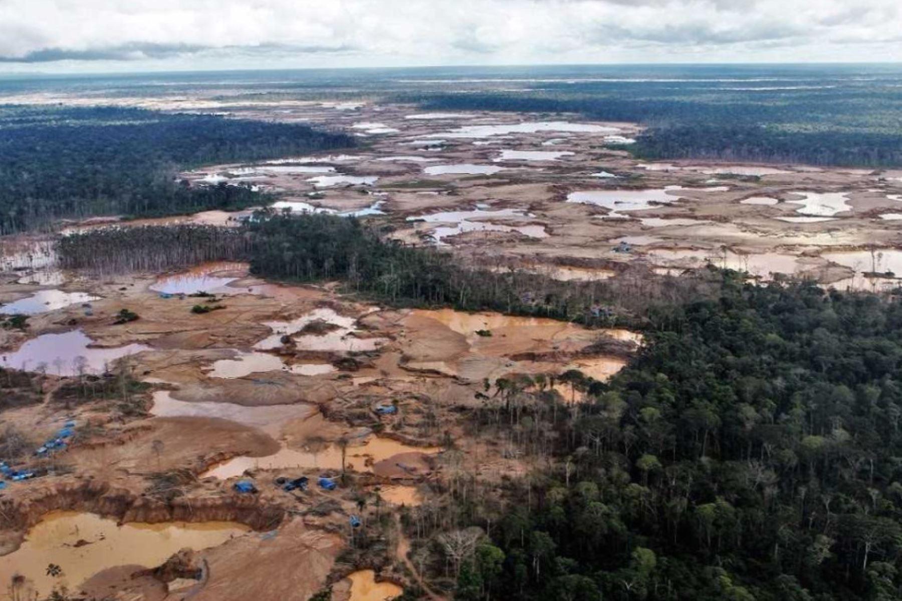 Amazonía peruana pierde 23,000 hectáreas de bosques en primer semestre de 2018. ANDINA/Difusión