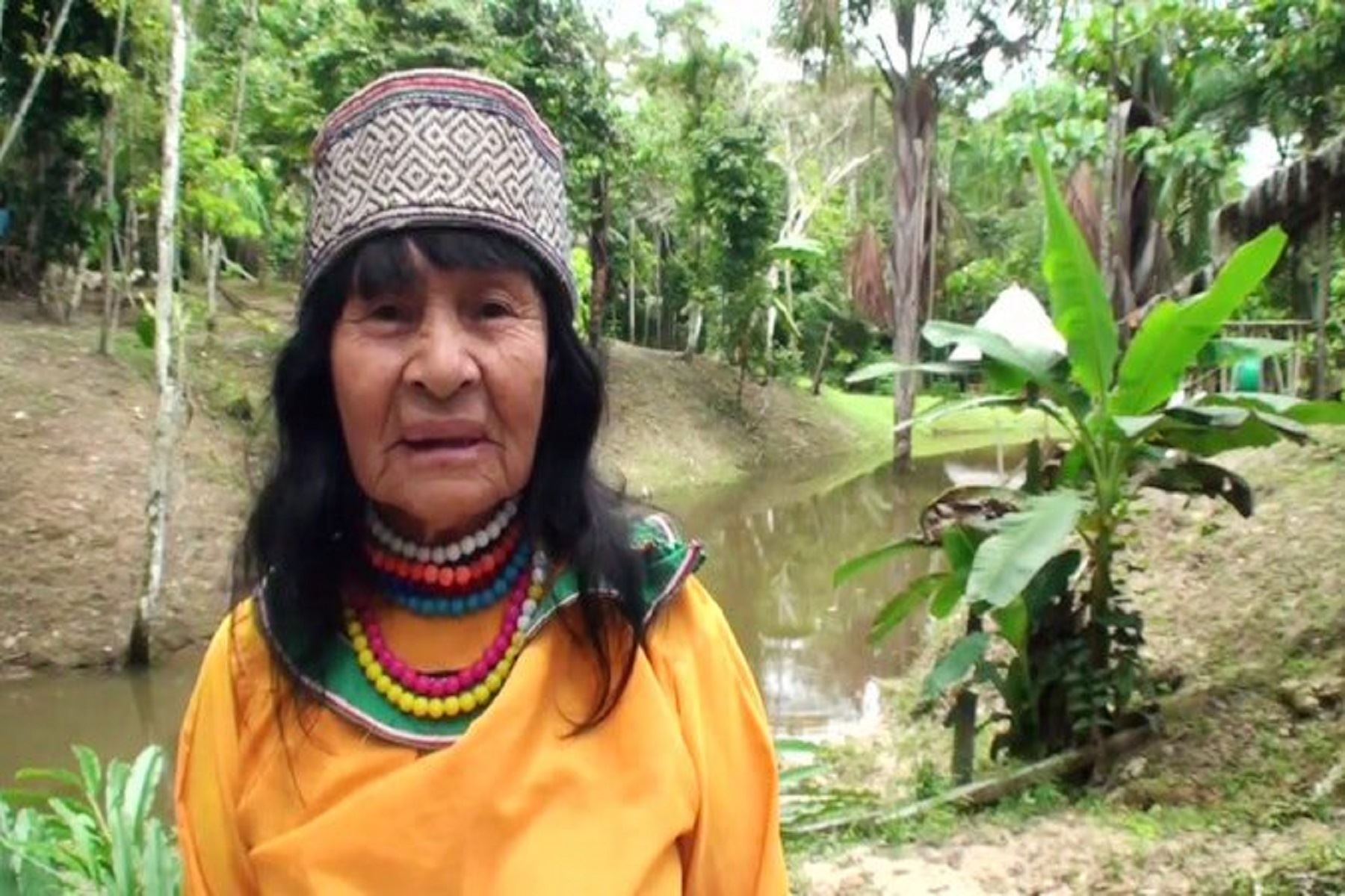 Fiscalía de Ucayali afirma que canadiense sería el asesino de lideresa indígena Olivia Arévalo. INTERNET/Medios