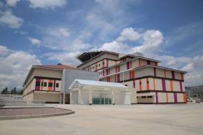 Nuevo Hospital Regional de Ayacucho Miguel Ángel Mariscal Llerena entra en funcionamiento este lunes 22. ANDINA/Difusión