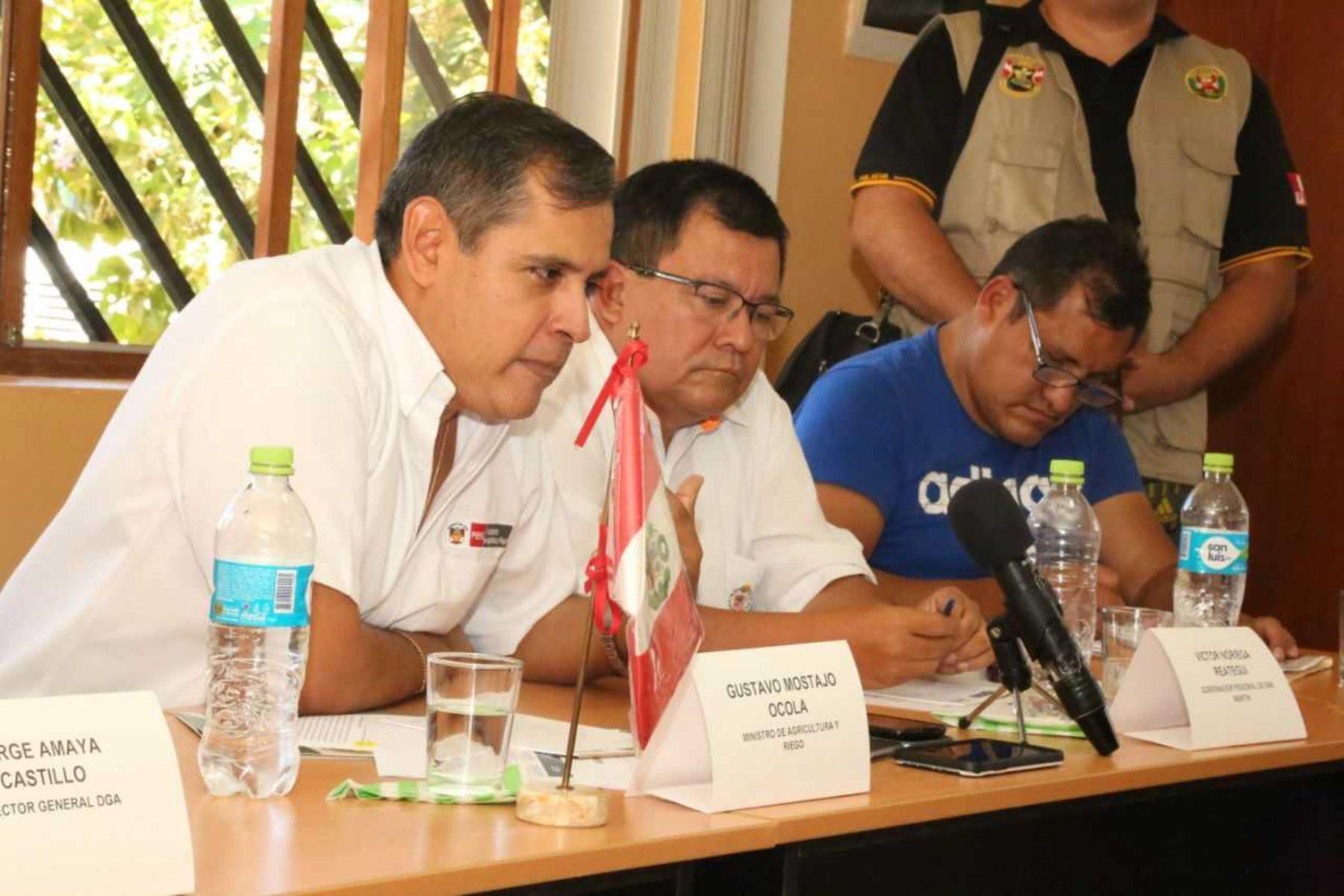 El ministro de Agricultura y Riego, Gustavo Mostajo Ocola, anunció la creación del Instituto Nacional de Semillas para asegurar el suministro de insumos de calidad para la producción agrícola en el país.