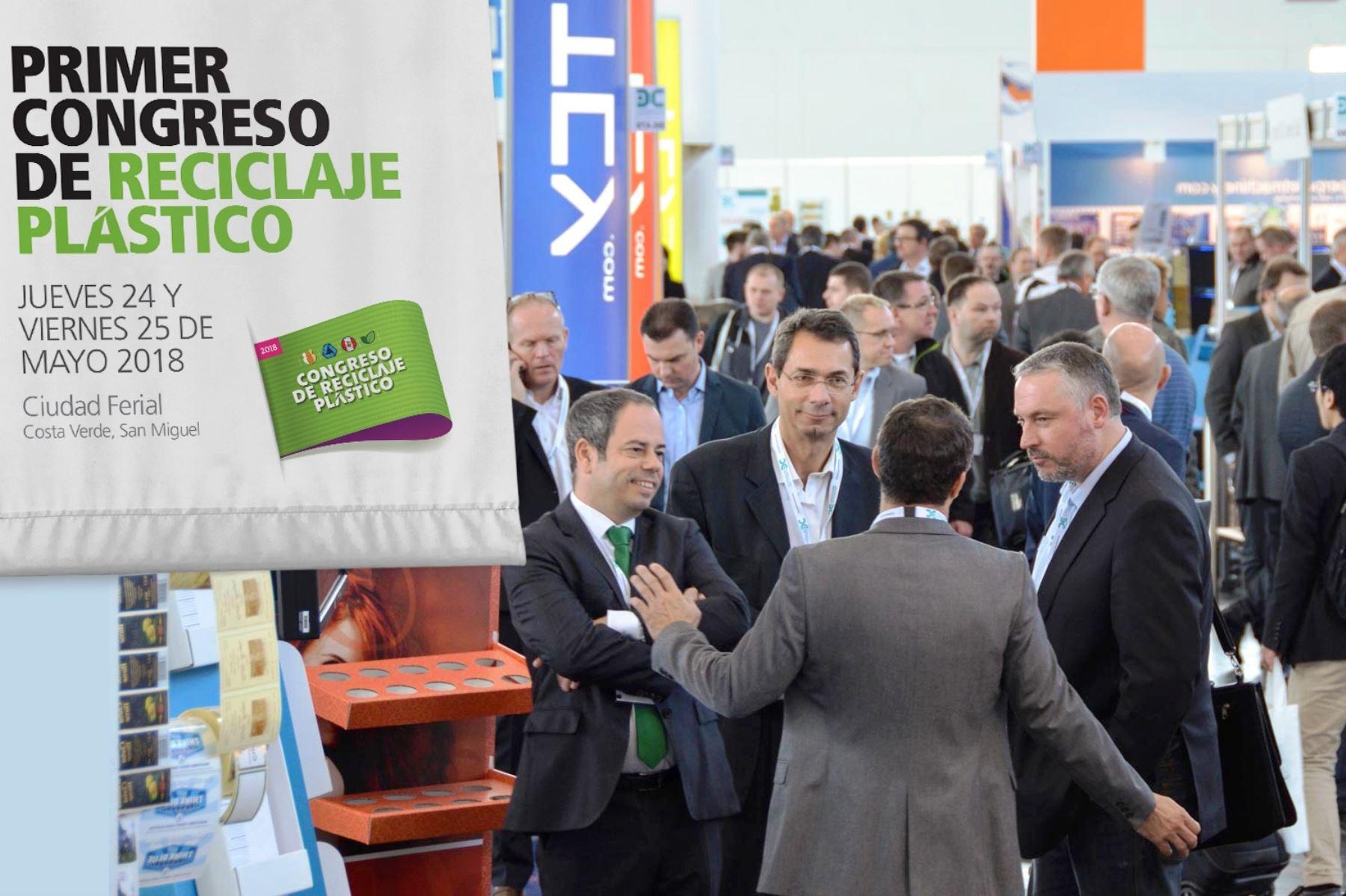 Lima será sede de congreso internacional sobre reciclaje del plástico. Foto: ANDINA/Difusión.