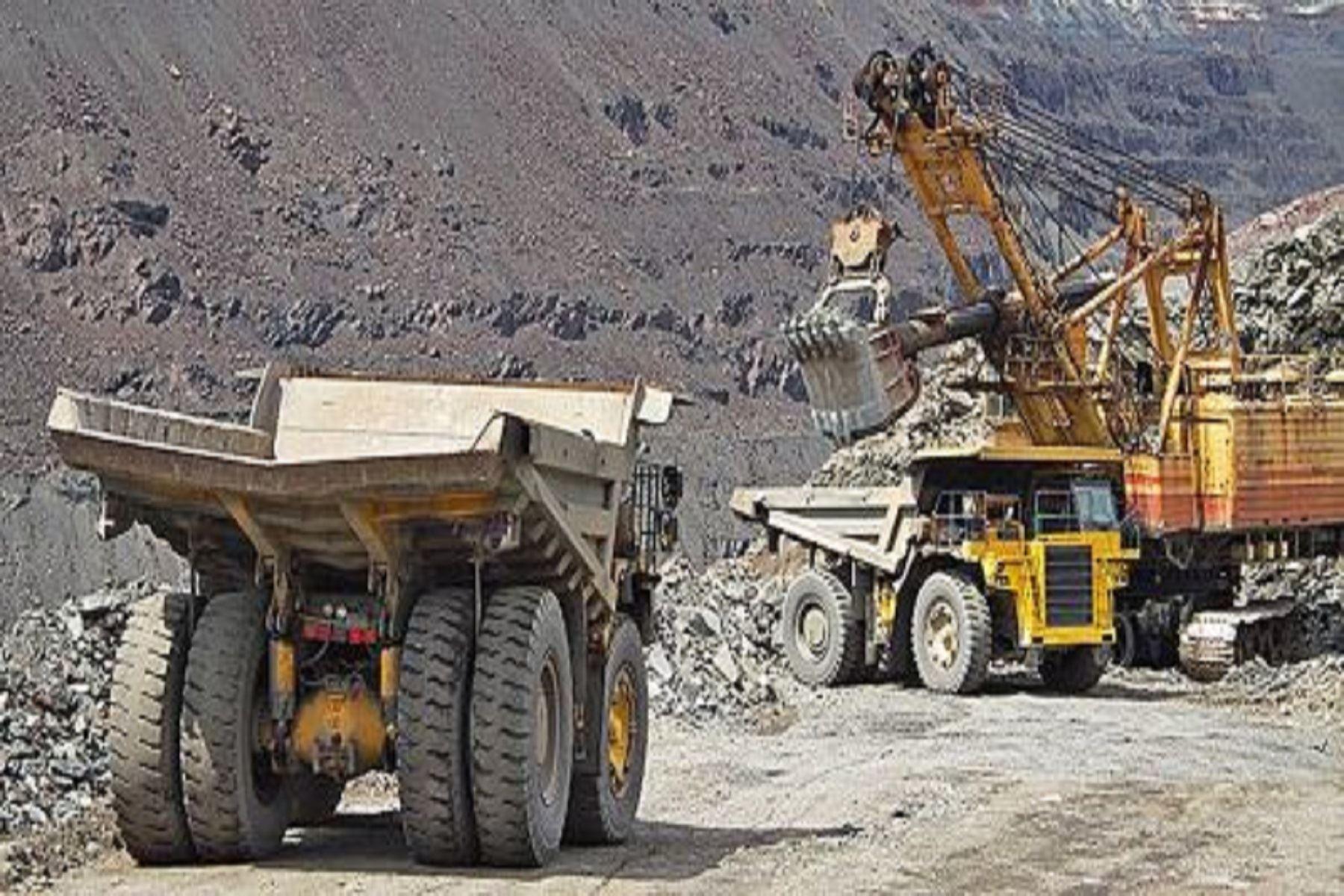 Inversión minera. Foto: ANDINA