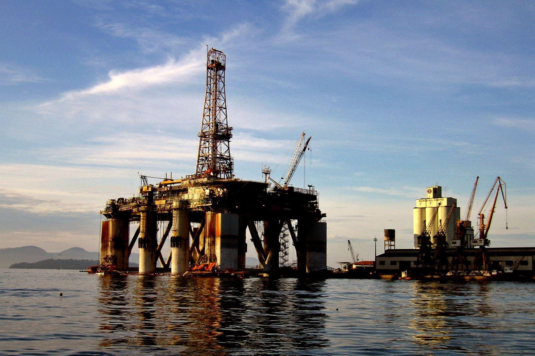 Lote petrolero en la costa norte peruana. INTERNET/Medios.