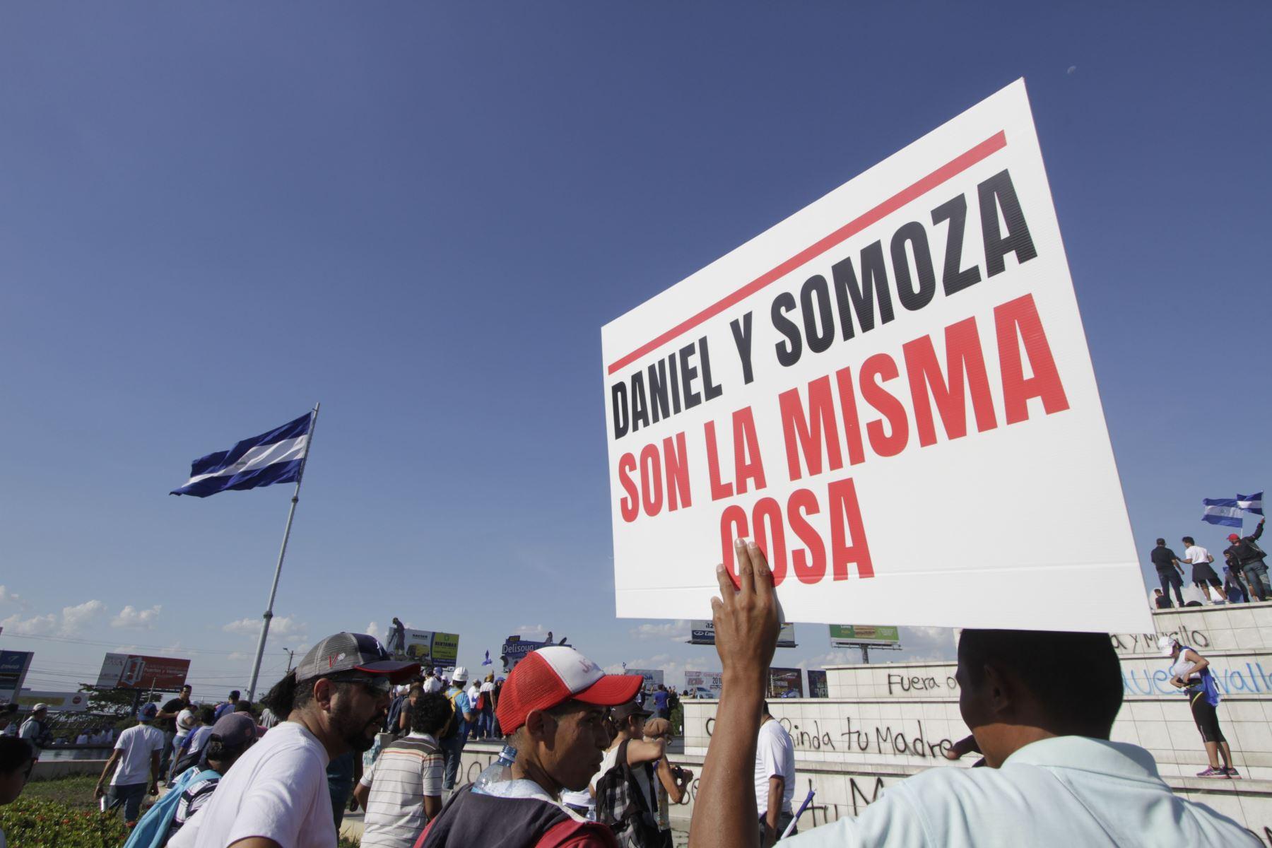 Violencia en Nicaragua, peor que Venezuela