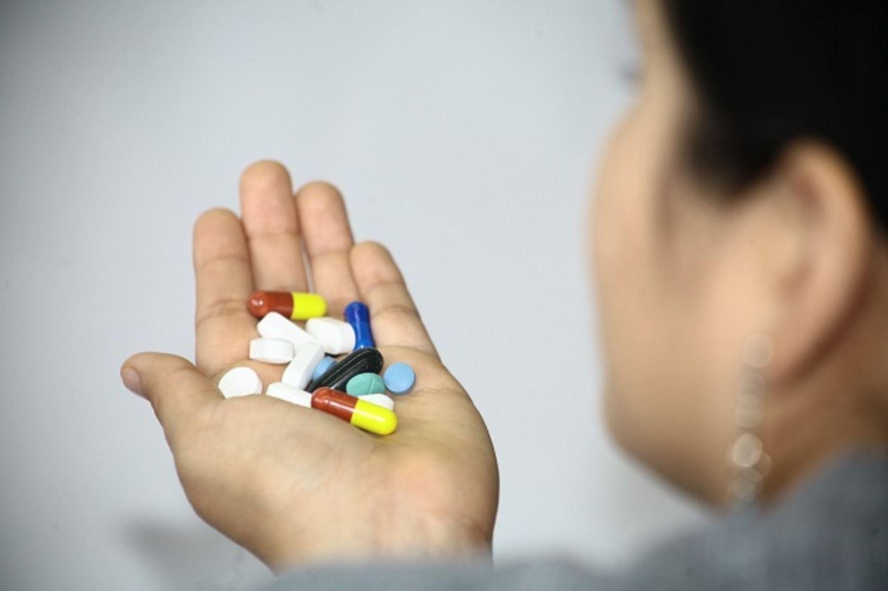Elaboran plan nacional de respuesta ante amenaza de la resistencia antimicrobiana. Foto: ANDINA/Difusión.