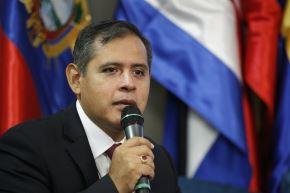Ministro de Agricultura y Riego, Gustavo Mostajo. ANDINA/Dante Zegarra