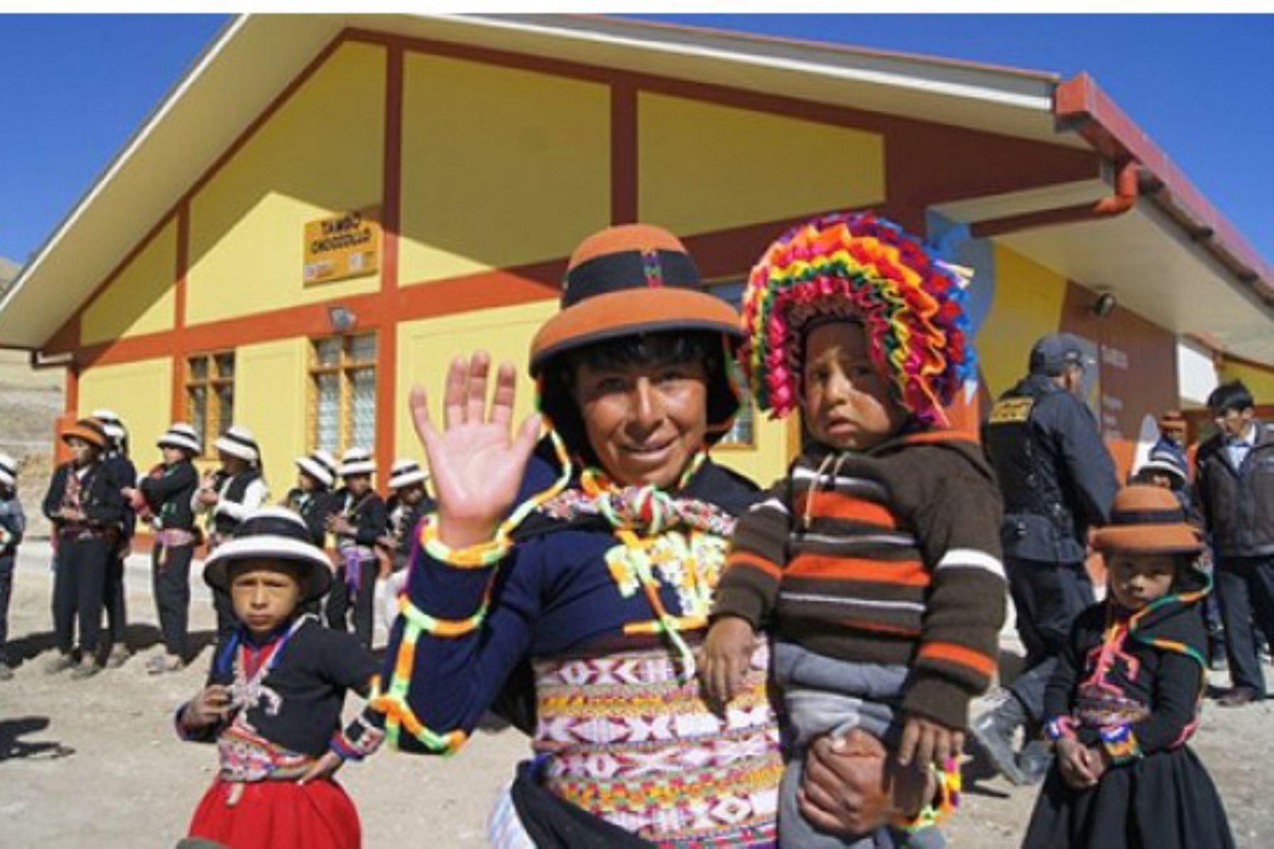 El Plan Multisectorial ante las Heladas y Friaje 2018 considera la atención de las comunidades vulnerables ante las bajas temperaturas mediante los Tambos del Programa Nacional PAIS del Ministerio de Desarrollo e Inclusión Social (Midis),