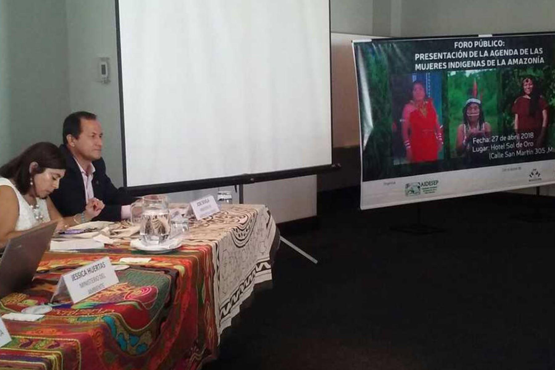 """La titulación de cientos de comunidades nativas será posible gracias al compromiso asumido por el Gobierno del Perú, a través del proyecto """"Catastro, Titulación y Registro de Tierras Rurales en el Perú, Tercera Etapa"""" (PTRT3) que próximamente ejecutará el Ministerio de Agricultura y Riego (Minagri) en las regiones de Loreto, Amazonas, Cajamarca, Huánuco, Junín San Martín y Ucayali."""