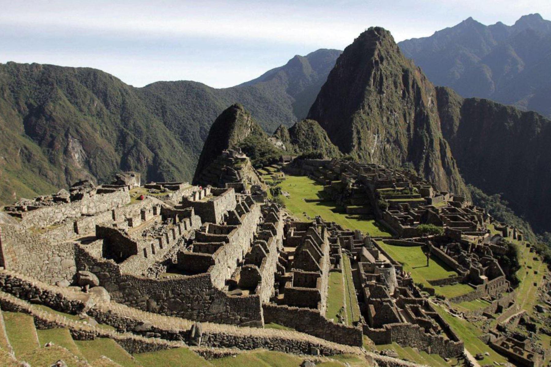 Machu Picchu. AFP