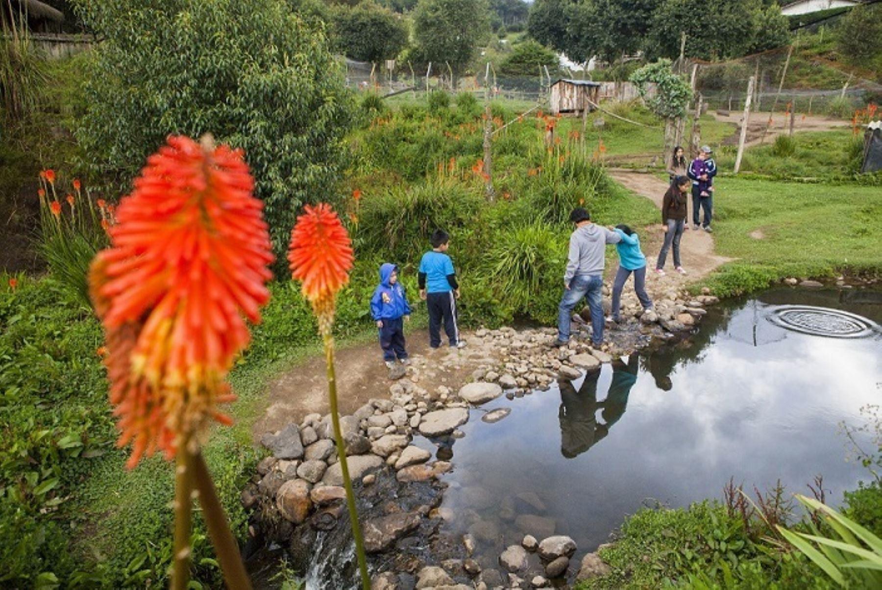 Turismo rural comunitario. Foto: Cortesía.