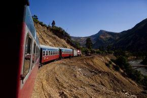 Tren. Foto: Cortesía