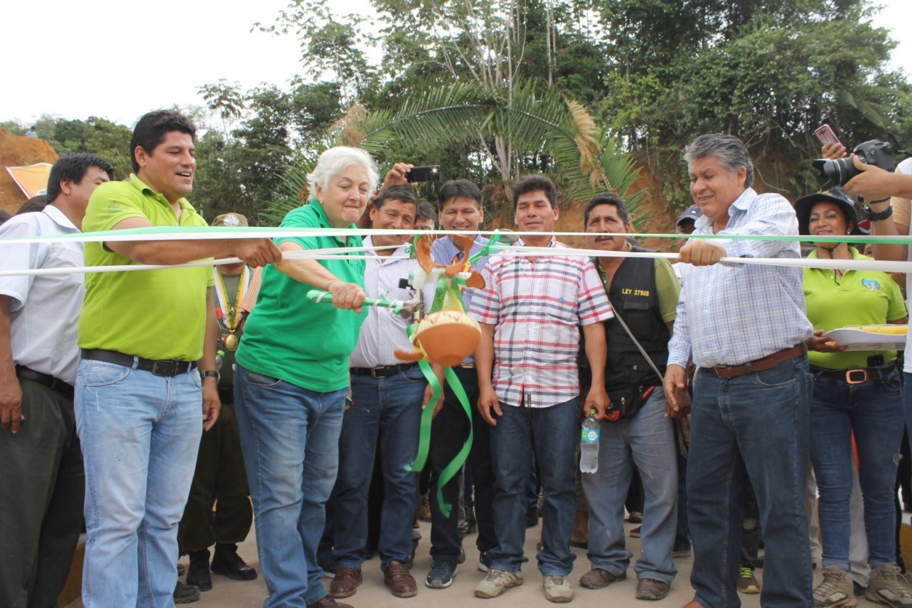 Impulsan proyecto de cultivo de plátano en San Martín y Ucayali