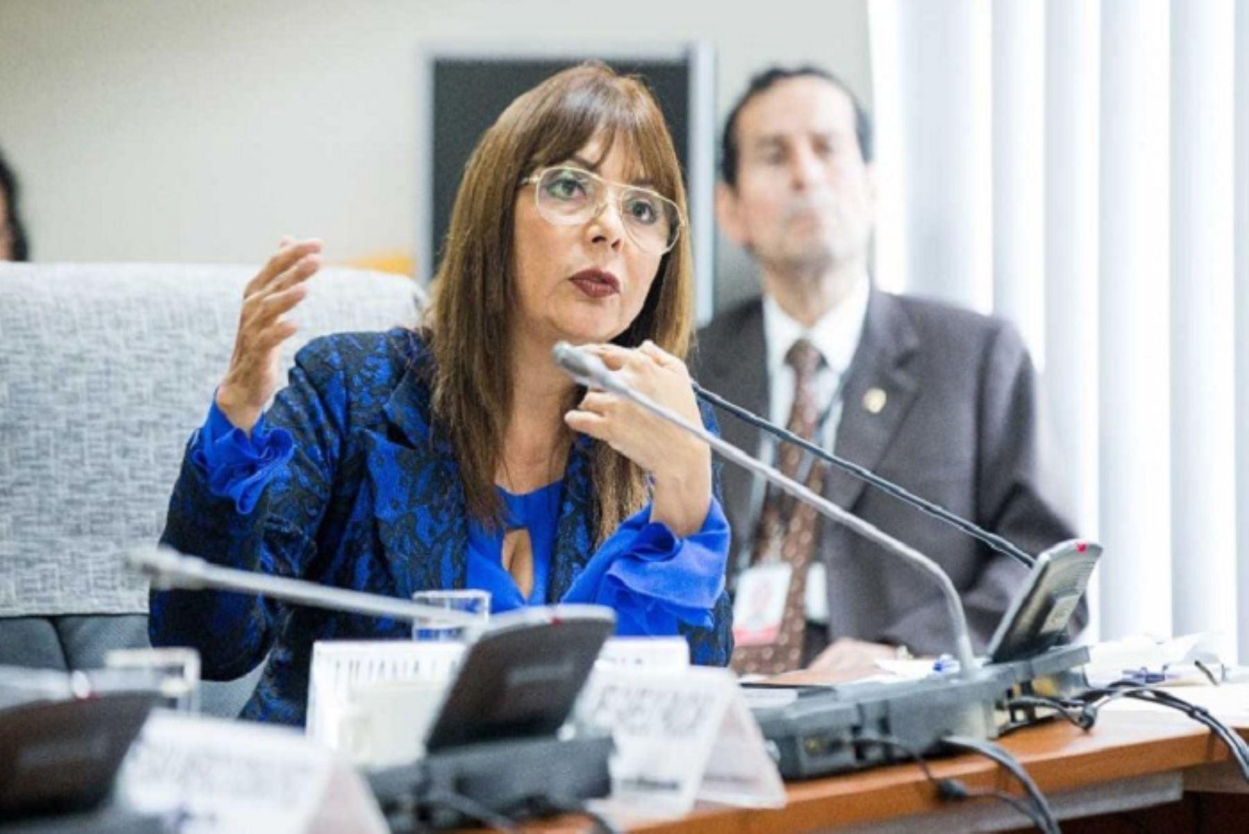 Midis también impulsará iniciativa de Haku Wiñay Joven para los jóvenes rurales del país, adelantó la ministra Desarrollo e Inclusión Social, Liliana La Rosa.
