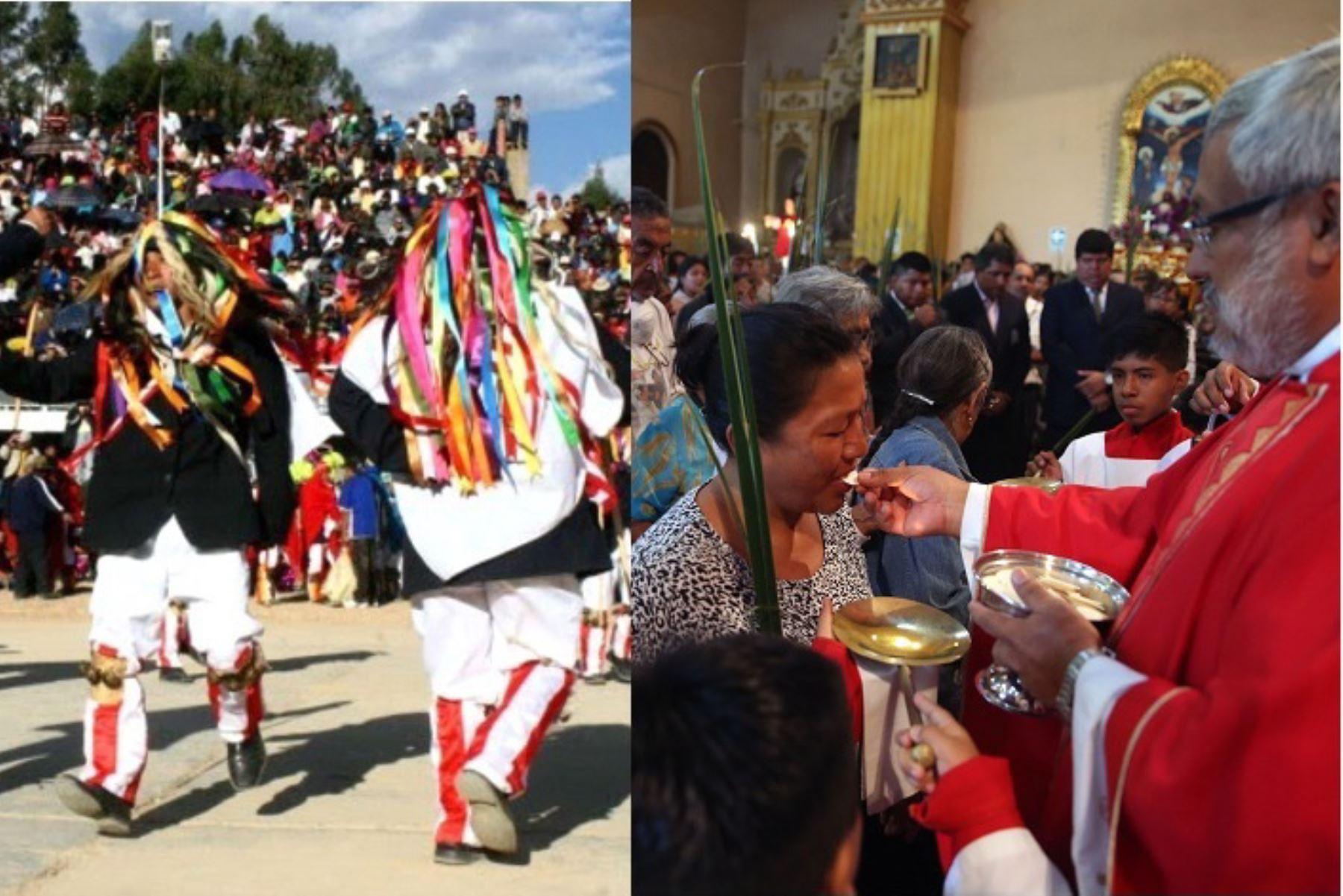 Conozca las fiestas y tradiciones declaradas Patrimonio Cultural de la Nación en 2018. ANDINA