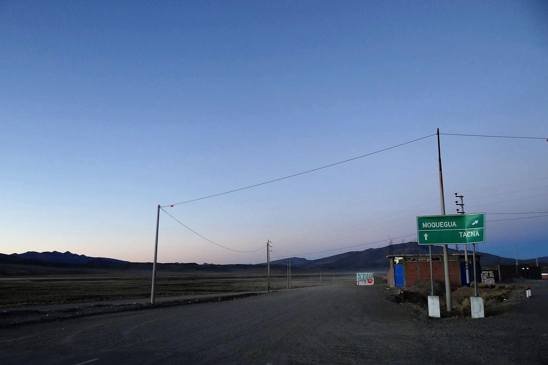 El Servicio Nacional de Meteorología e Hidrología (Senamhi) informó que, desde hoy hasta el miércoles 20 de junio, disminuirá la temperatura nocturna en la sierra centro y sur del país. ANDINA/Difusión