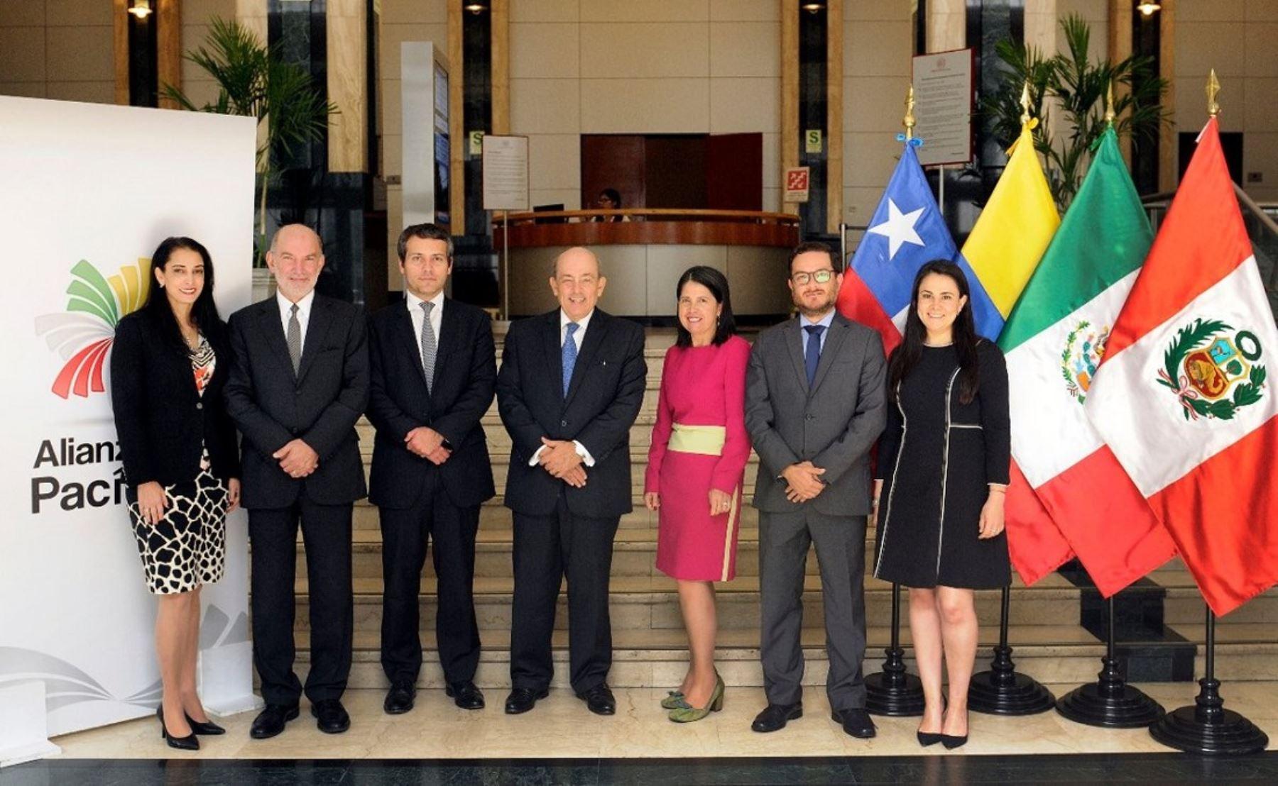 Grupo de Alto Nivel (GAN) de la Alianza del Pacífico.