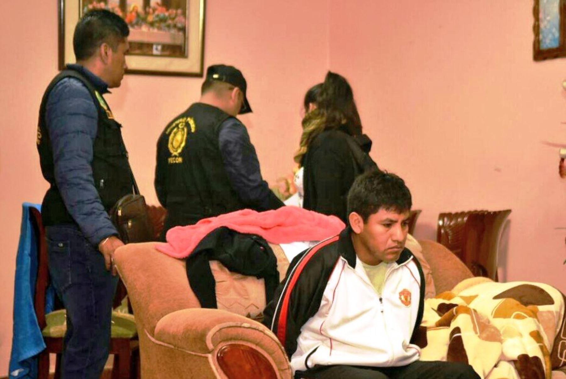 Desarticulan banda criminal los Sanguinarios del Norte Chico y detienen a 47 personas. Foto: ANDINA/Difusión.