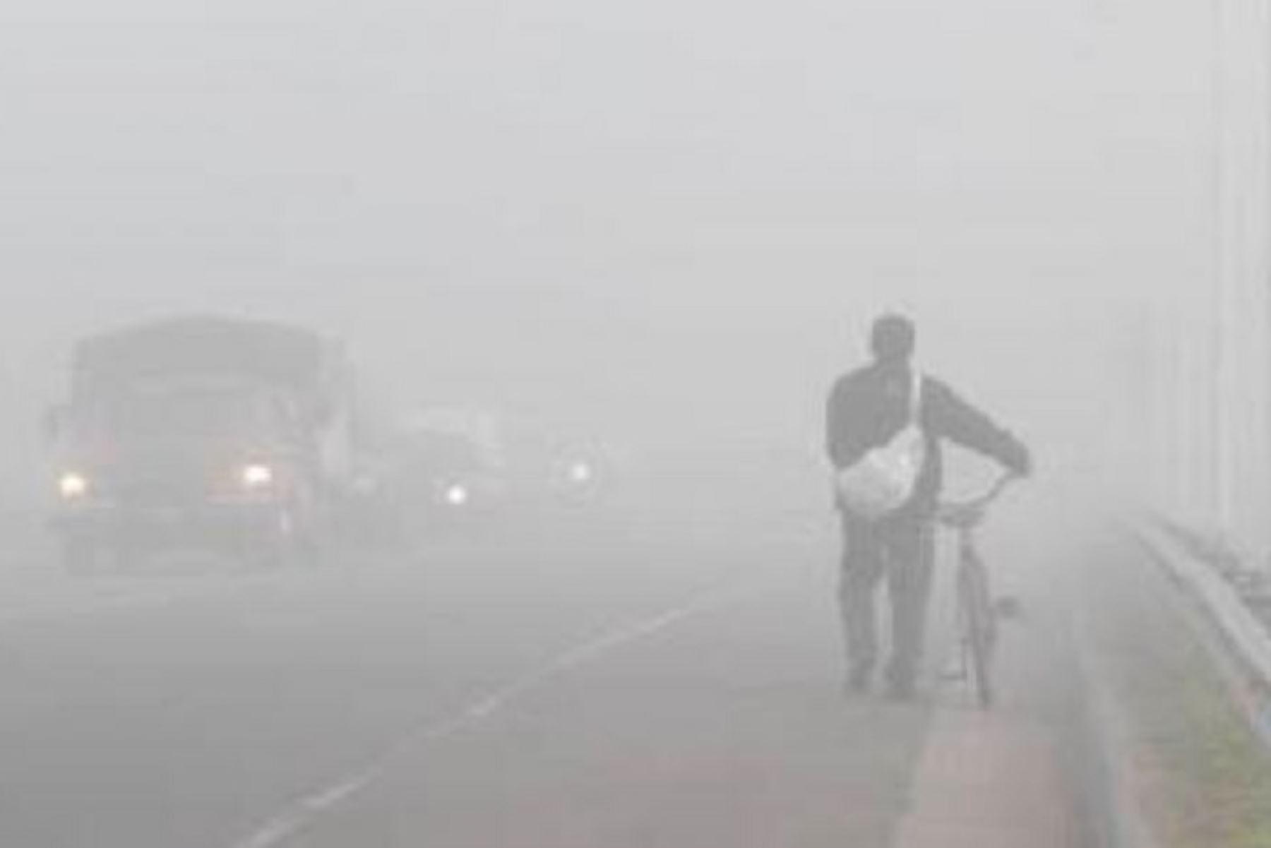 El incremento de viento en la zona costera sur y central, principalmente en las regiones Ica, Arequipa, Moquegua y Tacna, continuará hasta mañana domingo por la noche, pronosticó el Servicio Nacional de Meteorología e Hidrología (Senamhi). ANDINA/Difusión